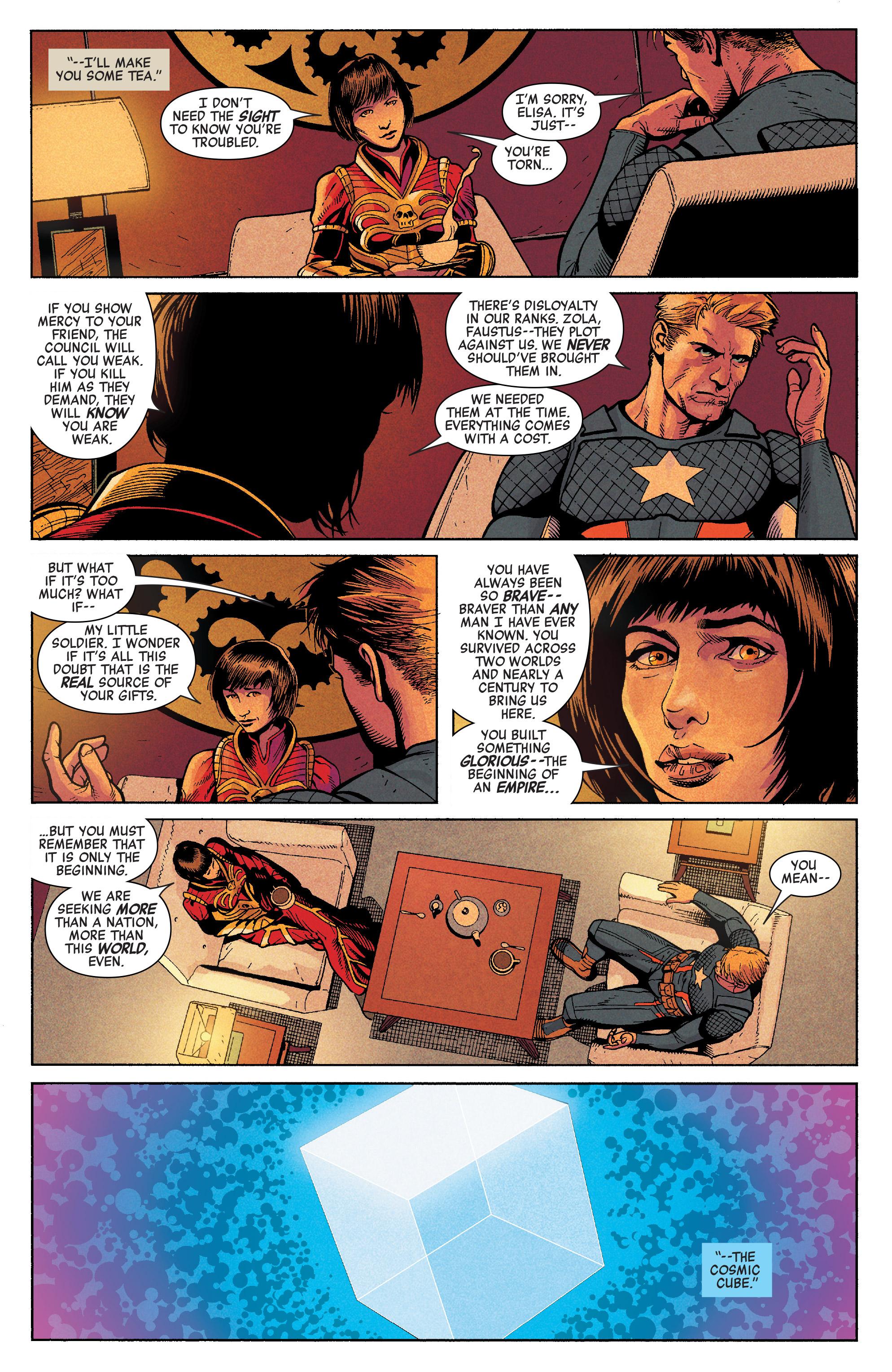 Read online Secret Empire comic -  Issue #1 - 36
