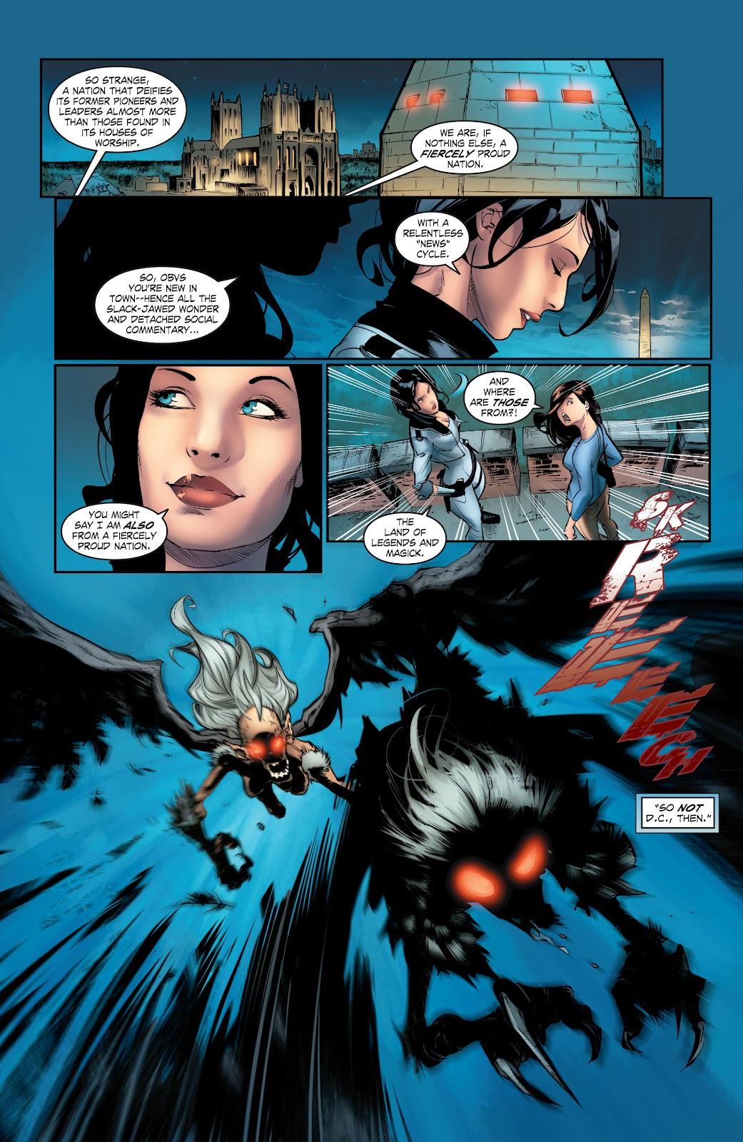 Read online Smallville Season 11 [II] comic -  Issue # TPB 5 - 31