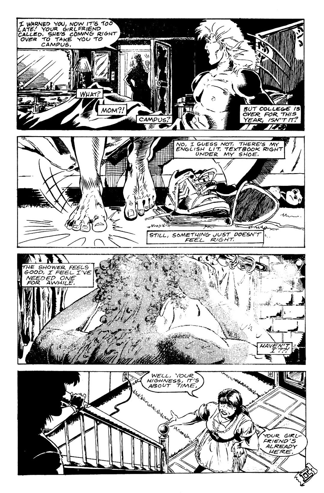 The Realm (1986) issue 20 - Page 6