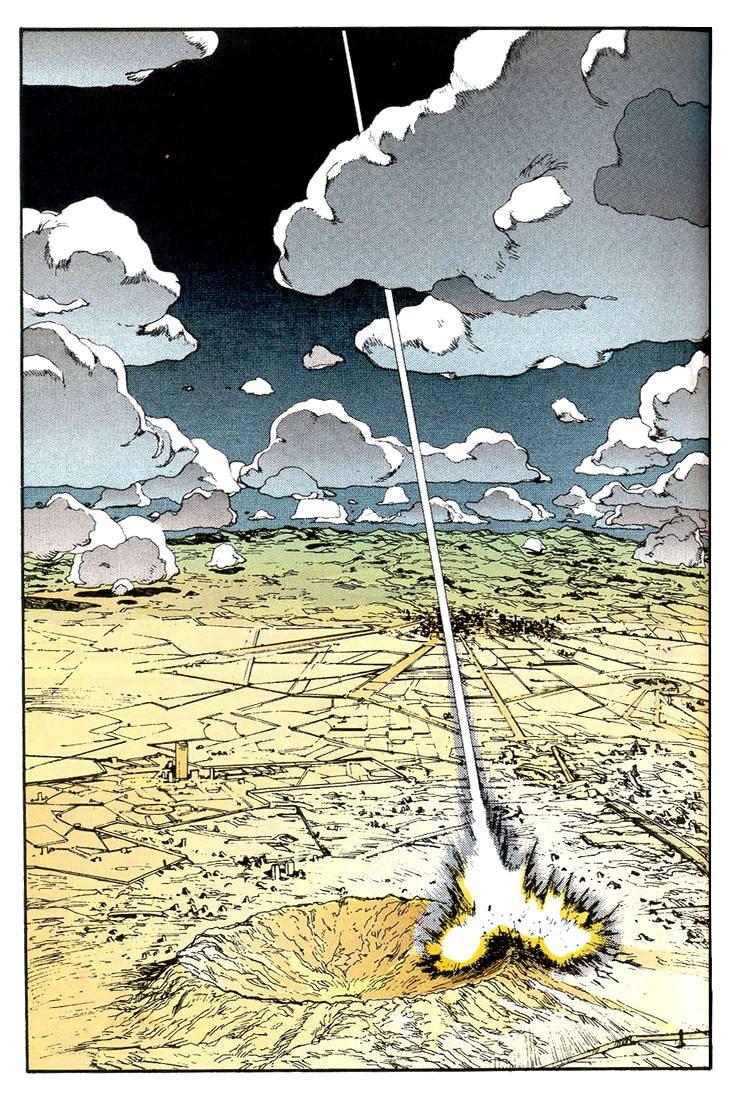 Read online Akira comic -  Issue #11 - 51