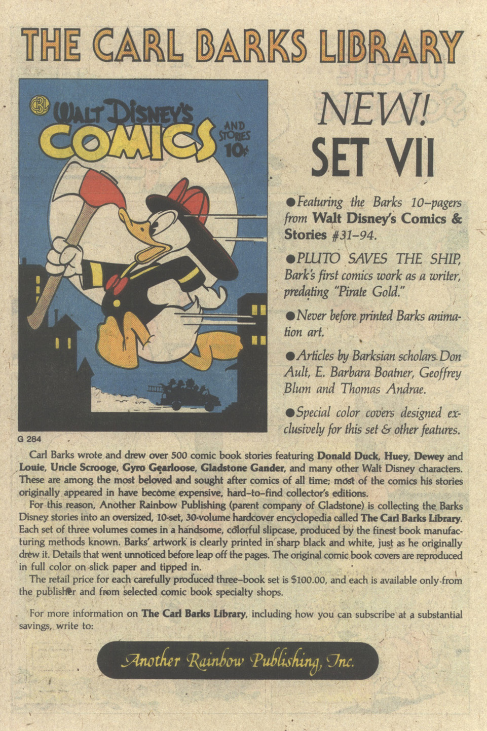 Read online Uncle Scrooge (1953) comic -  Issue #227 - 26
