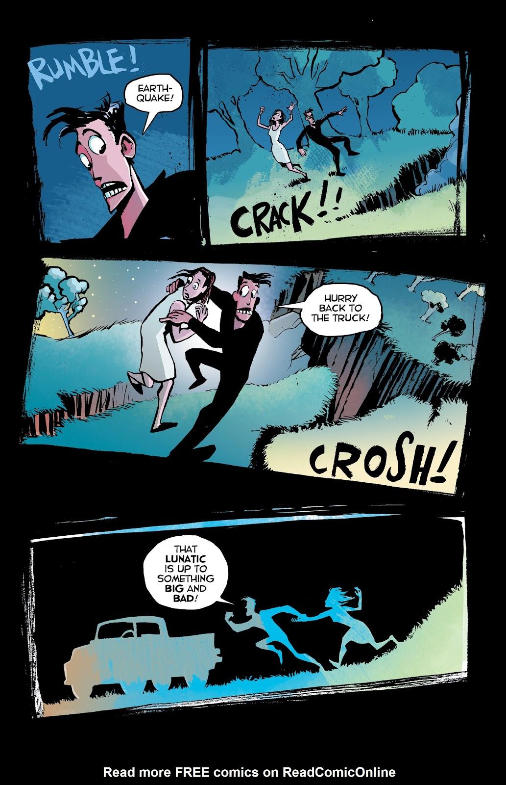 Read online Creature Tech (2019) comic -  Issue # TPB (Part 2) - 77