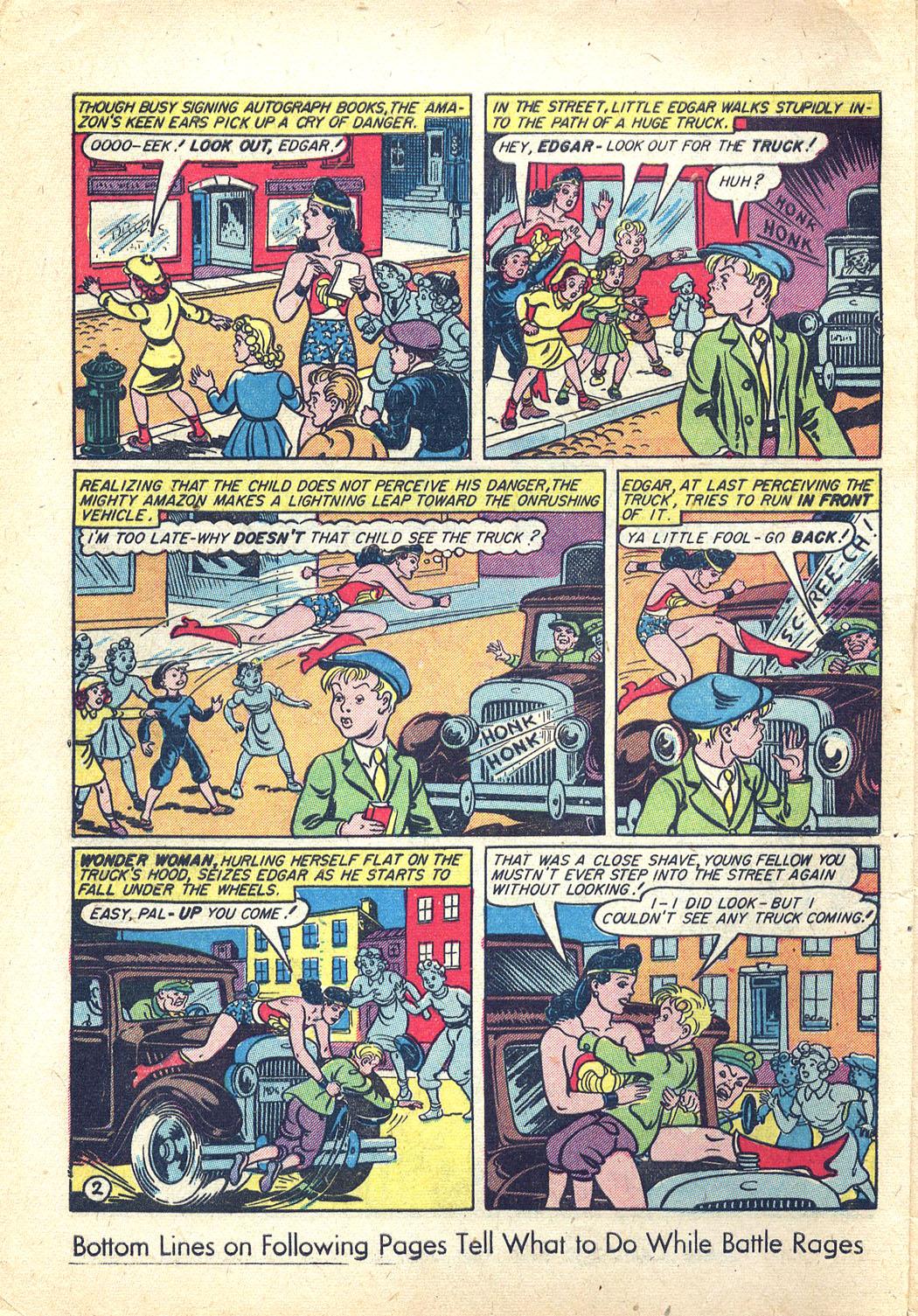 Read online Sensation (Mystery) Comics comic -  Issue #34 - 4