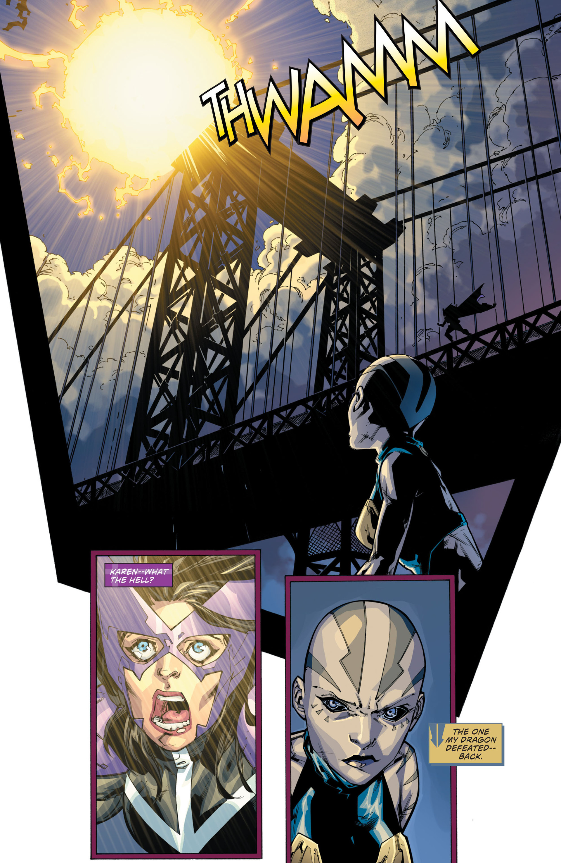Read online Worlds' Finest comic -  Issue #17 - 19
