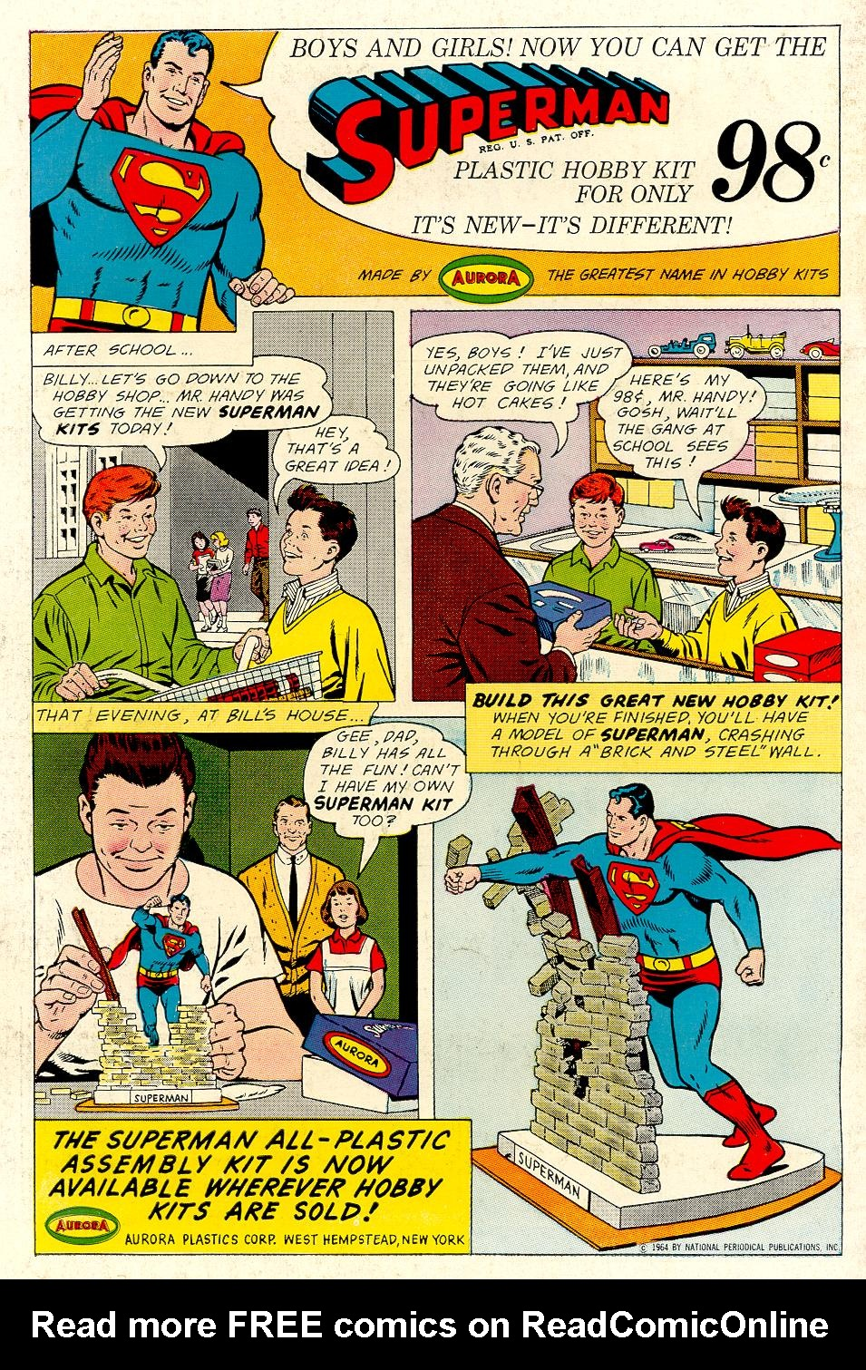 Read online Action Comics (1938) comic -  Issue #314 - 30