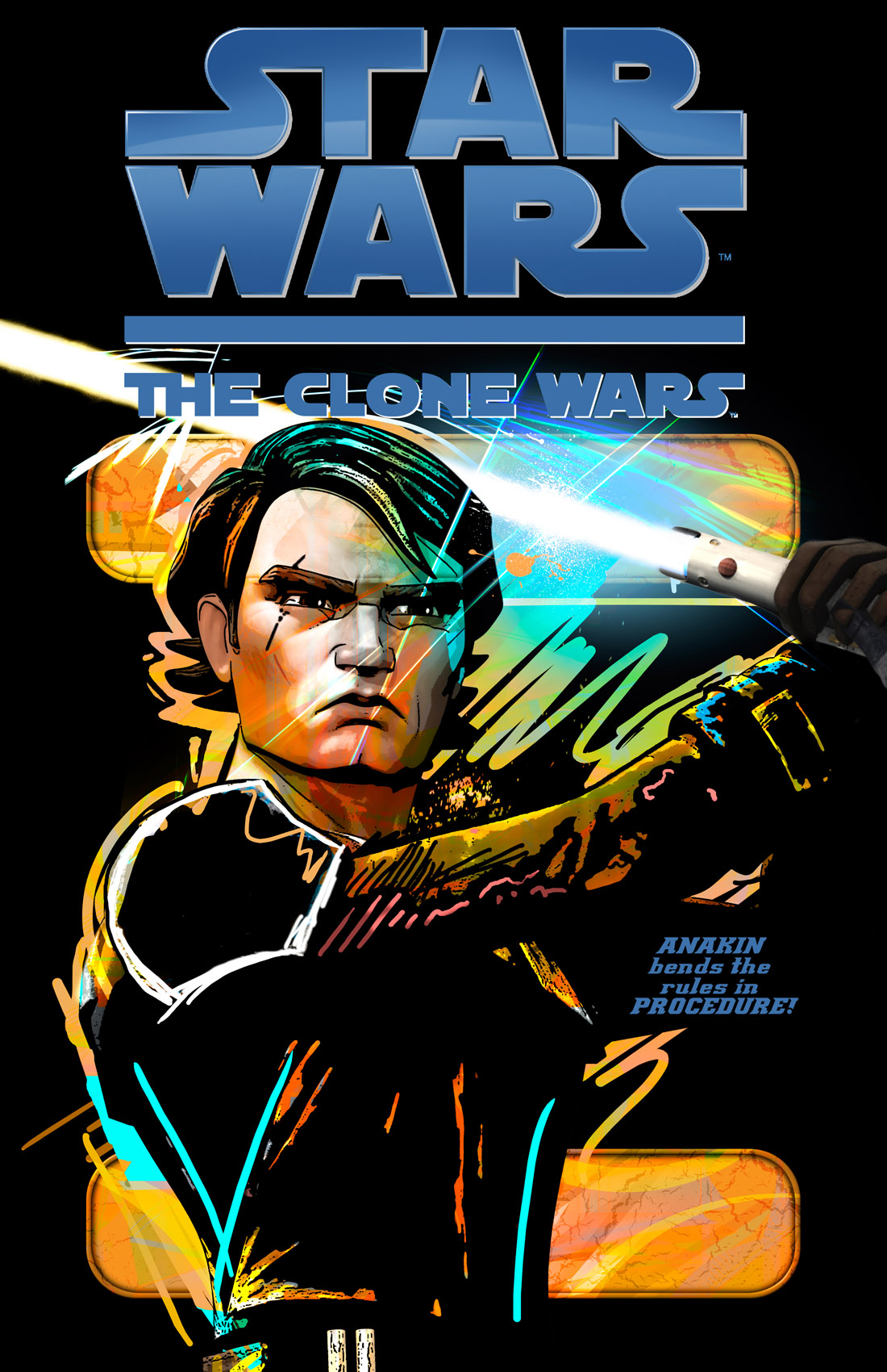 Read online Star Wars: Tales From The Clone Wars comic -  Issue # TPB - 17