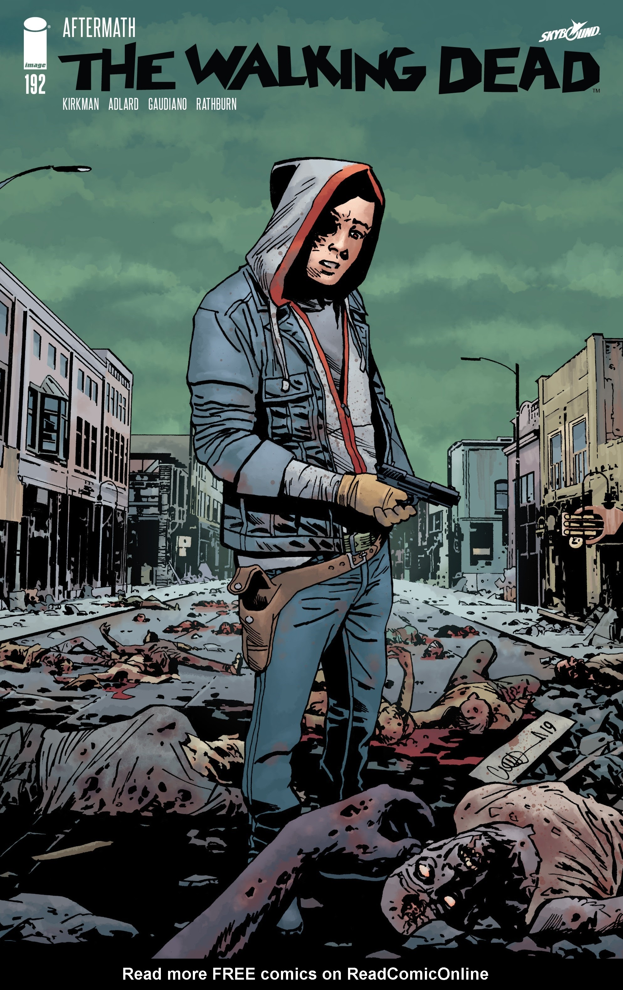 The Walking Dead 192 Page 1