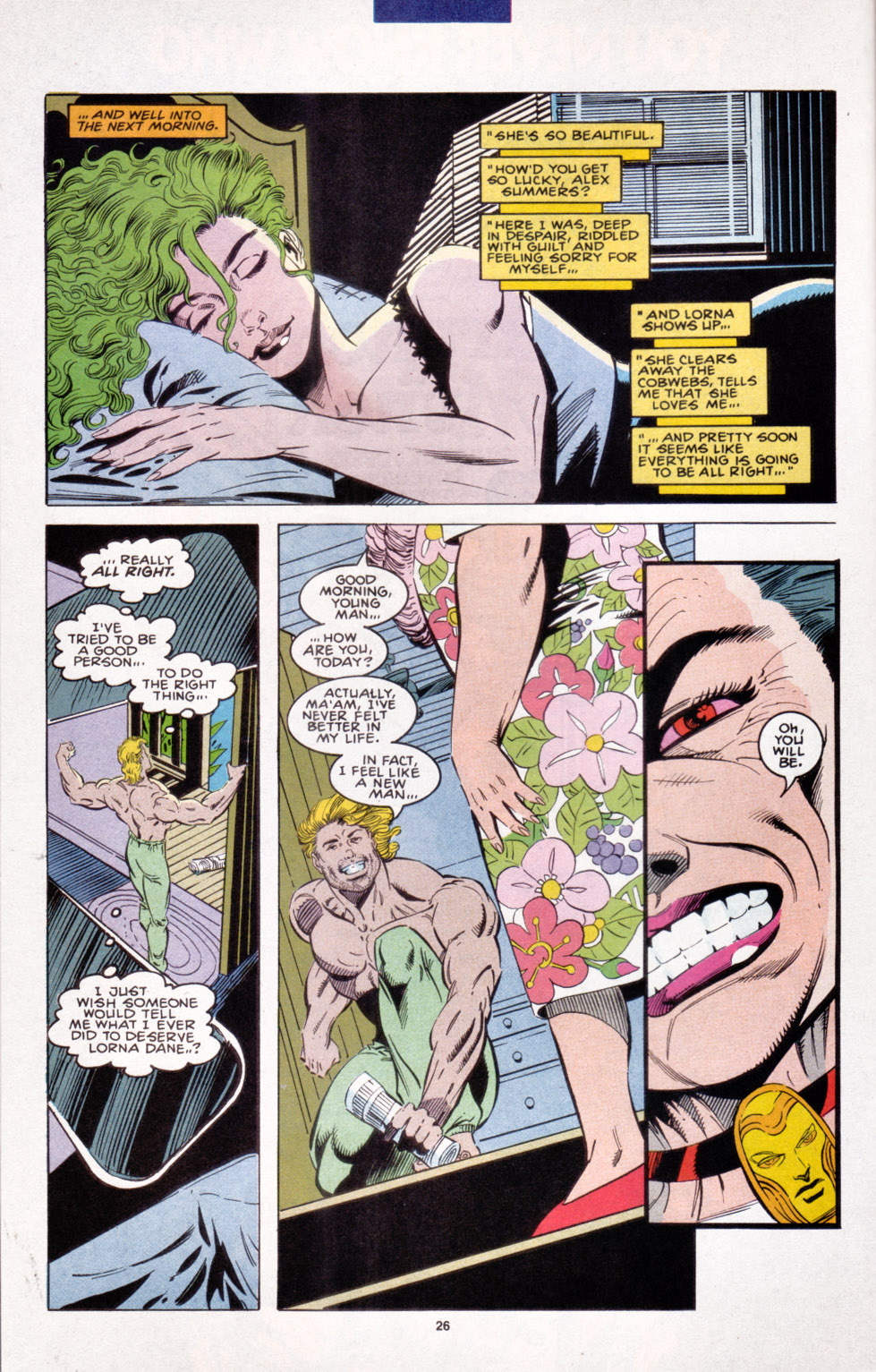 Read online X-Factor (1986) comic -  Issue #103 - 18