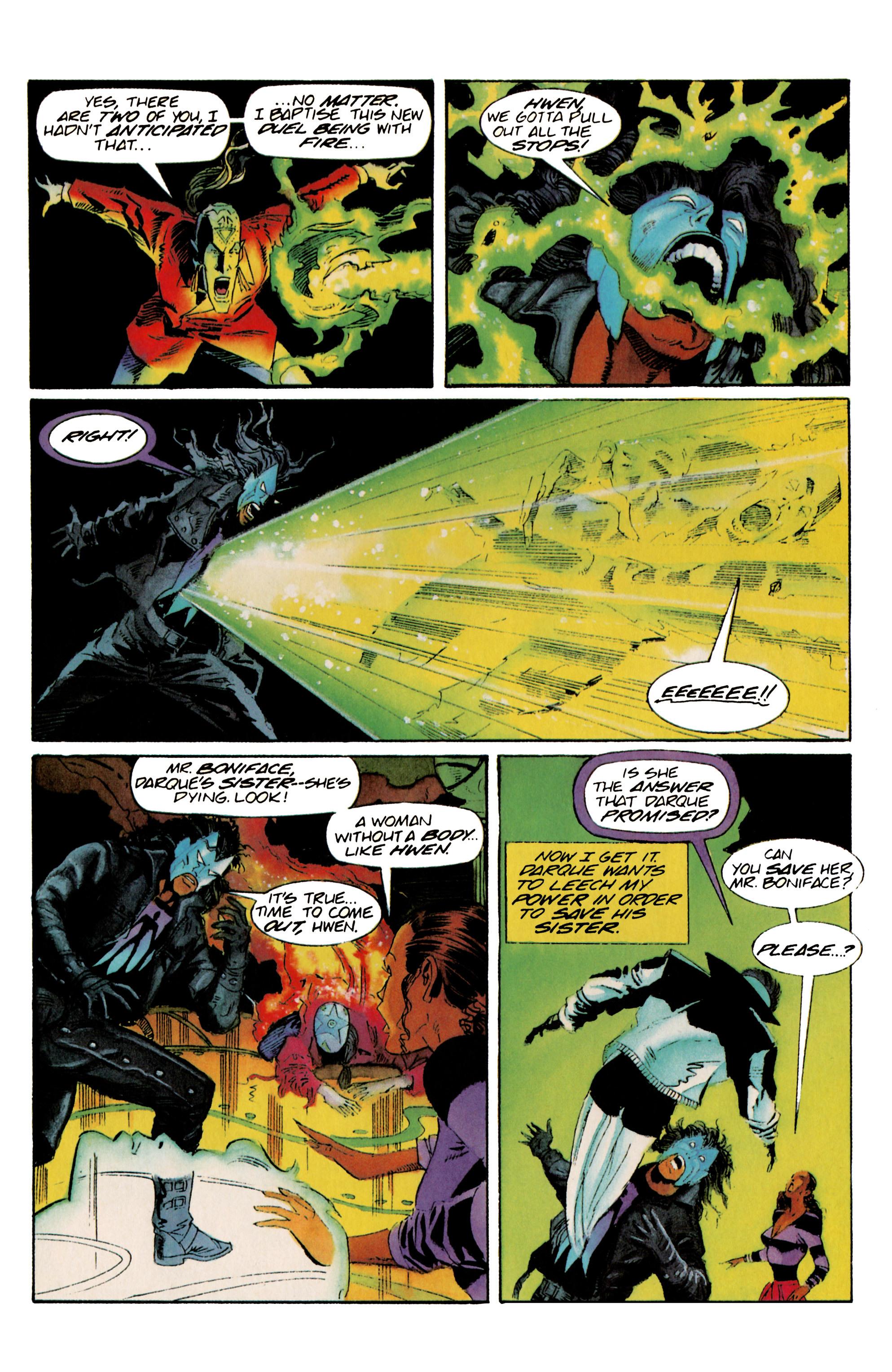 Read online Shadowman (1992) comic -  Issue #23 - 18
