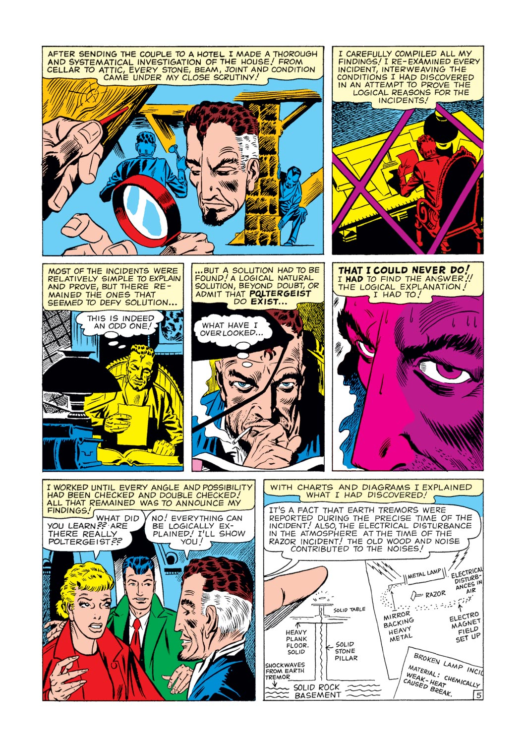 Tales to Astonish (1959) issue 1 - Page 13