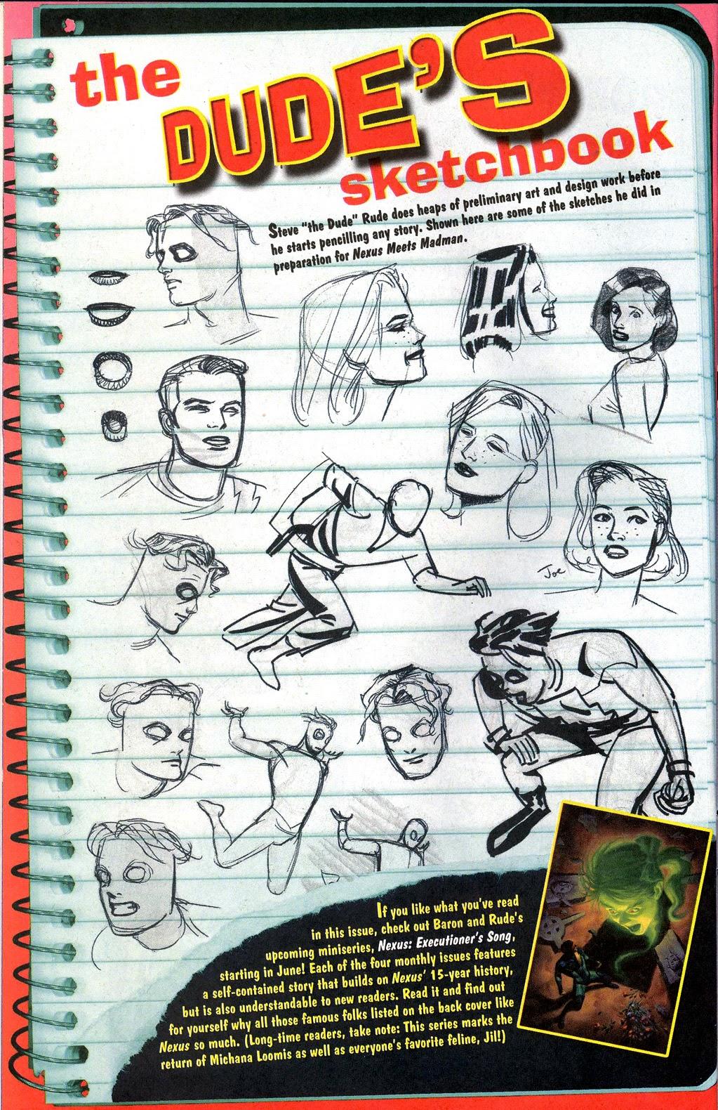 Read online Nexus Meets Madman comic -  Issue # Full - 30