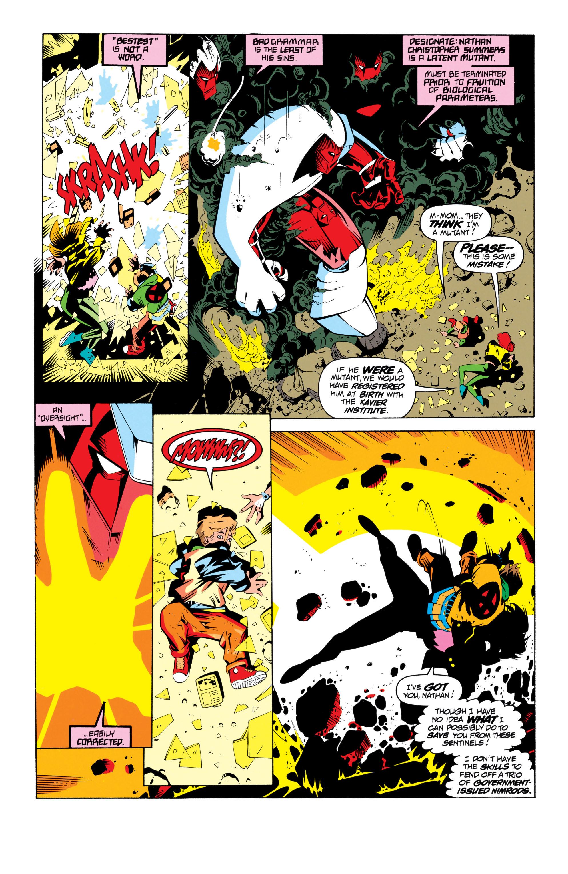 Read online Uncanny X-Men (1963) comic -  Issue # _Annual 17 - 7