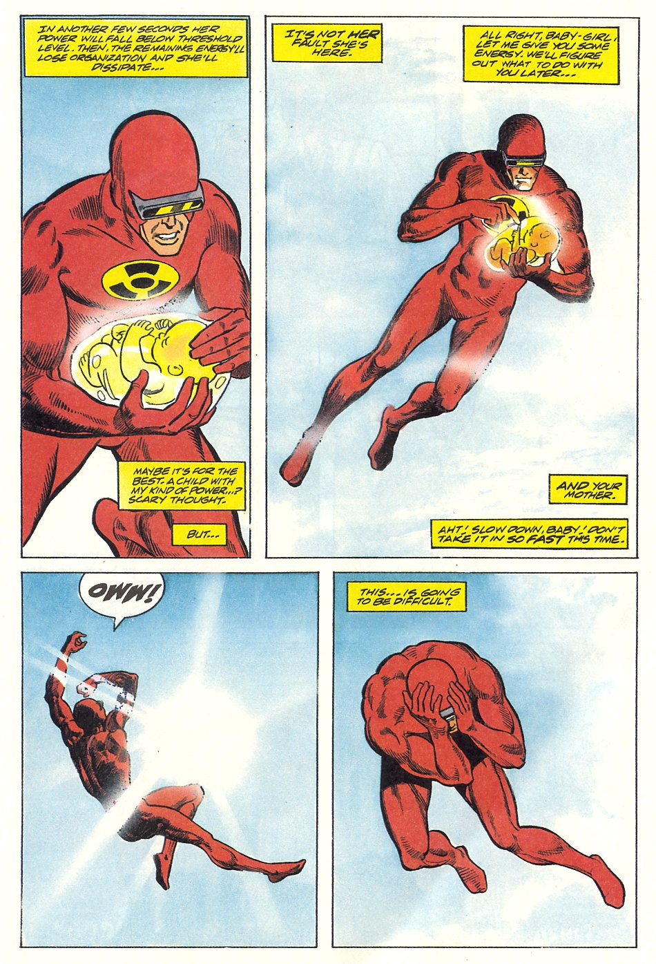 Read online Solar, Man of the Atom comic -  Issue #9 - 15