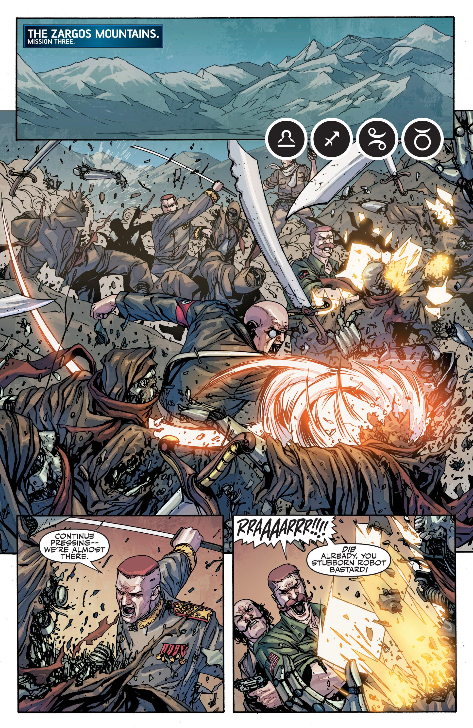 Read online Secret Warriors comic -  Issue #25 - 17