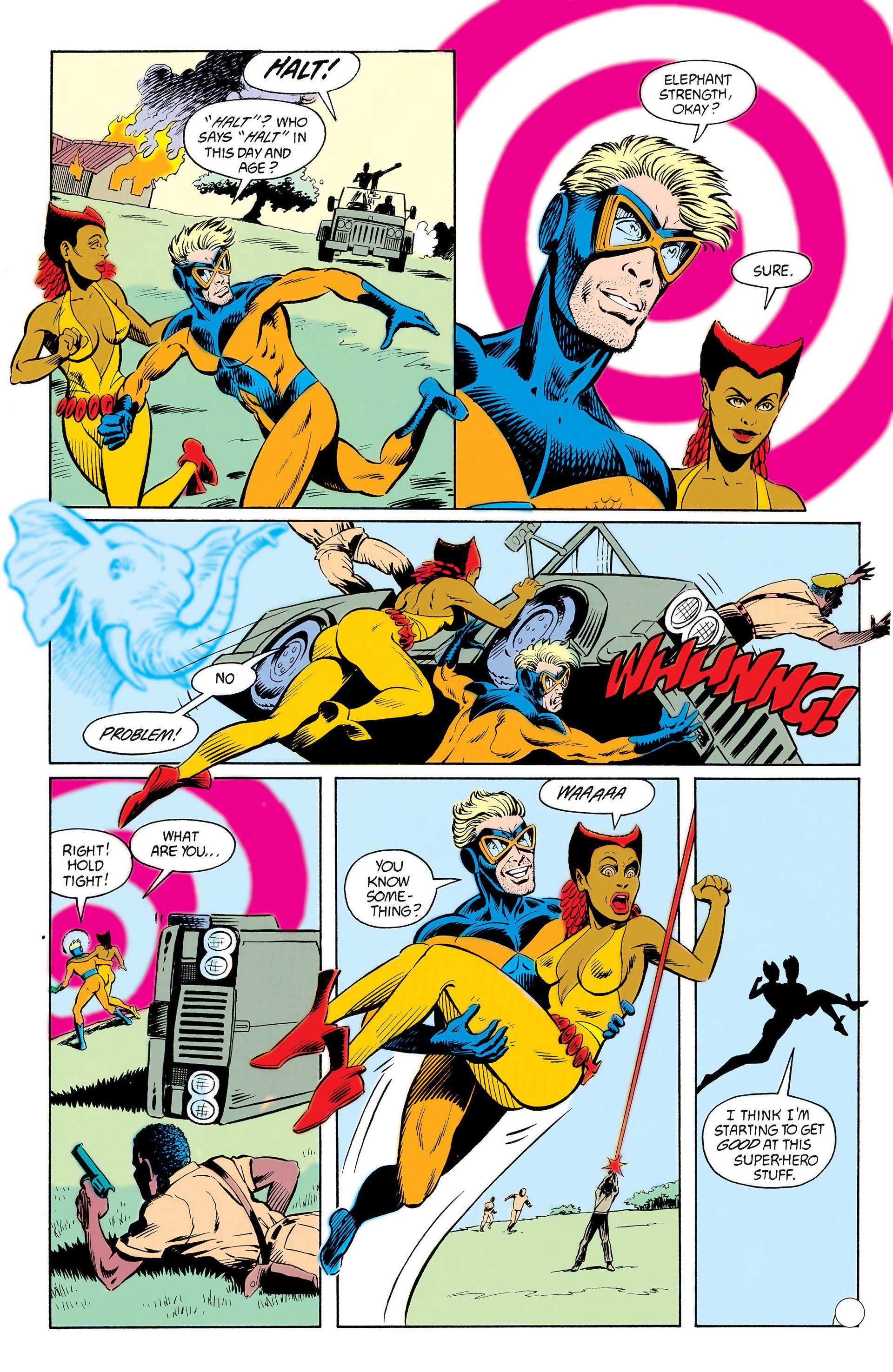 Read online Animal Man (1988) comic -  Issue #12 - 7