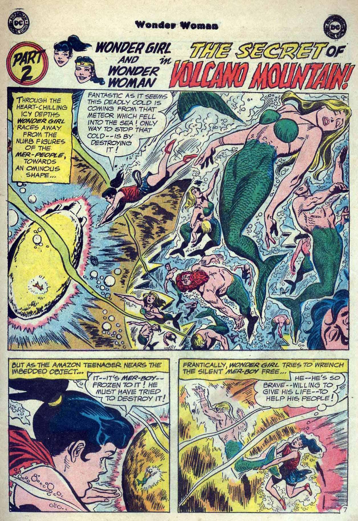 Read online Wonder Woman (1942) comic -  Issue #120 - 11