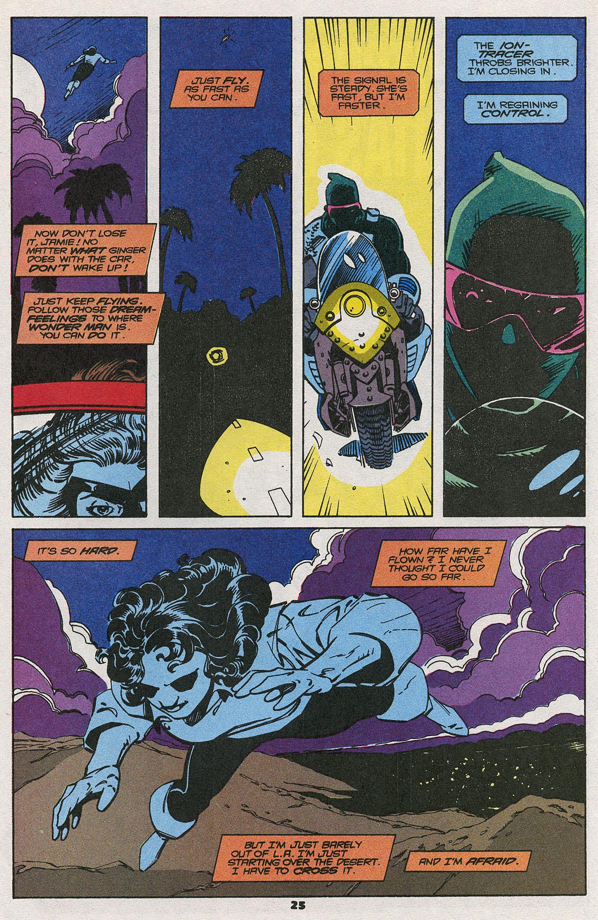 Read online Wonder Man (1991) comic -  Issue #20 - 20