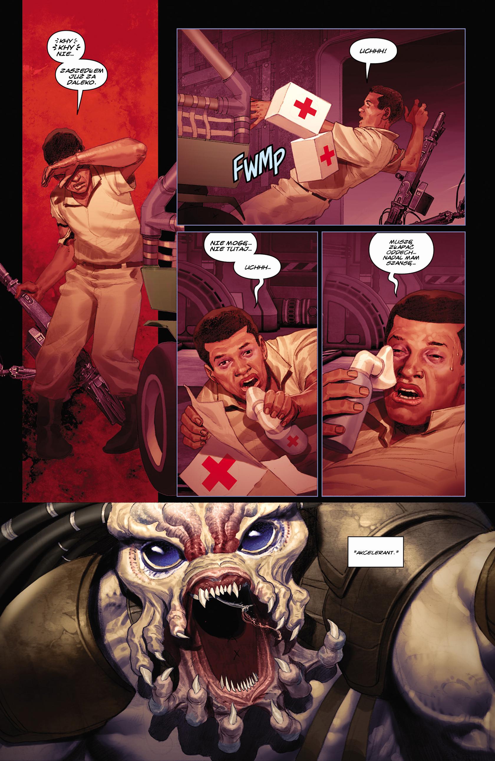 Read online Alien vs. Predator: Fire and Stone comic -  Issue #2 - 15