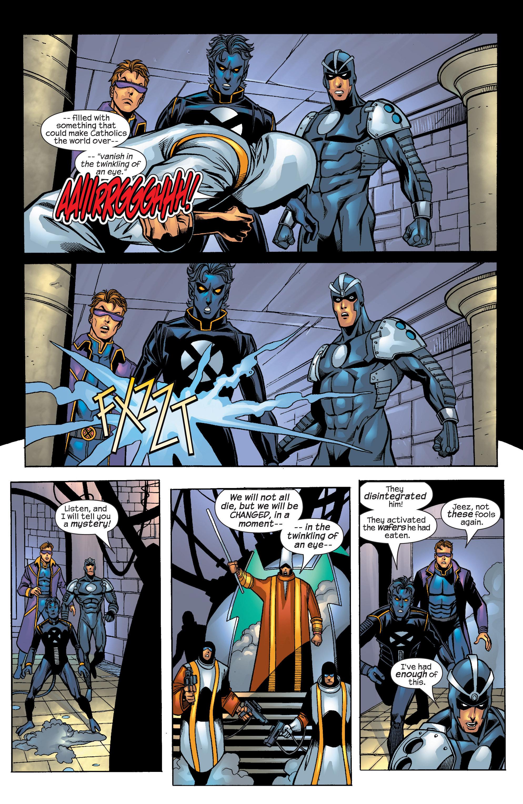 Read online Uncanny X-Men (1963) comic -  Issue #424 - 20