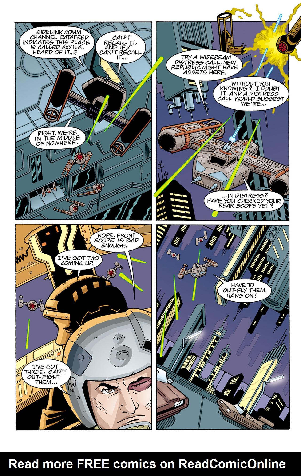 Read online Star Wars Omnibus comic -  Issue # Vol. 3 - 238
