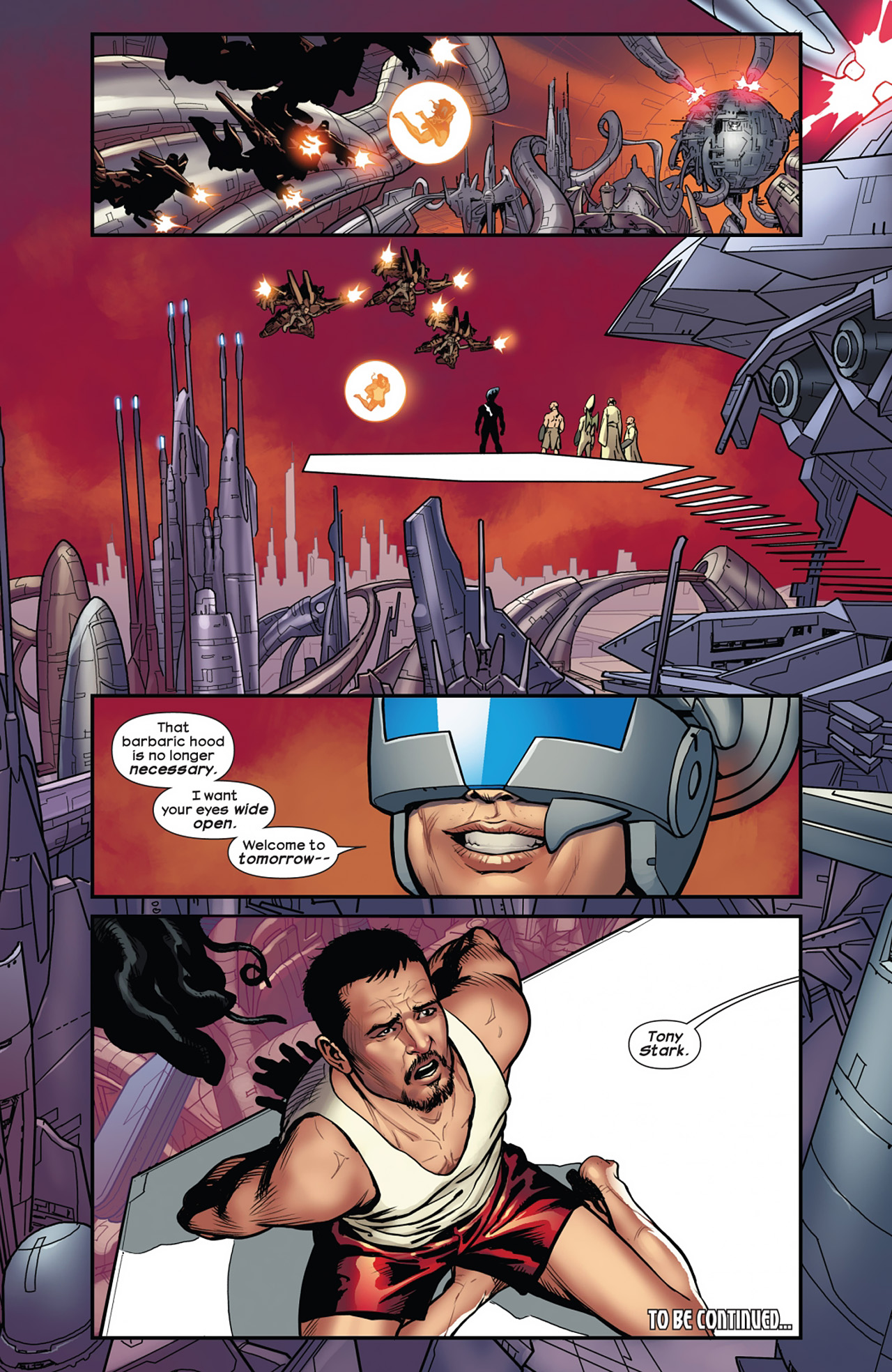 Read online Ultimate Comics Ultimates comic -  Issue #11 - 22