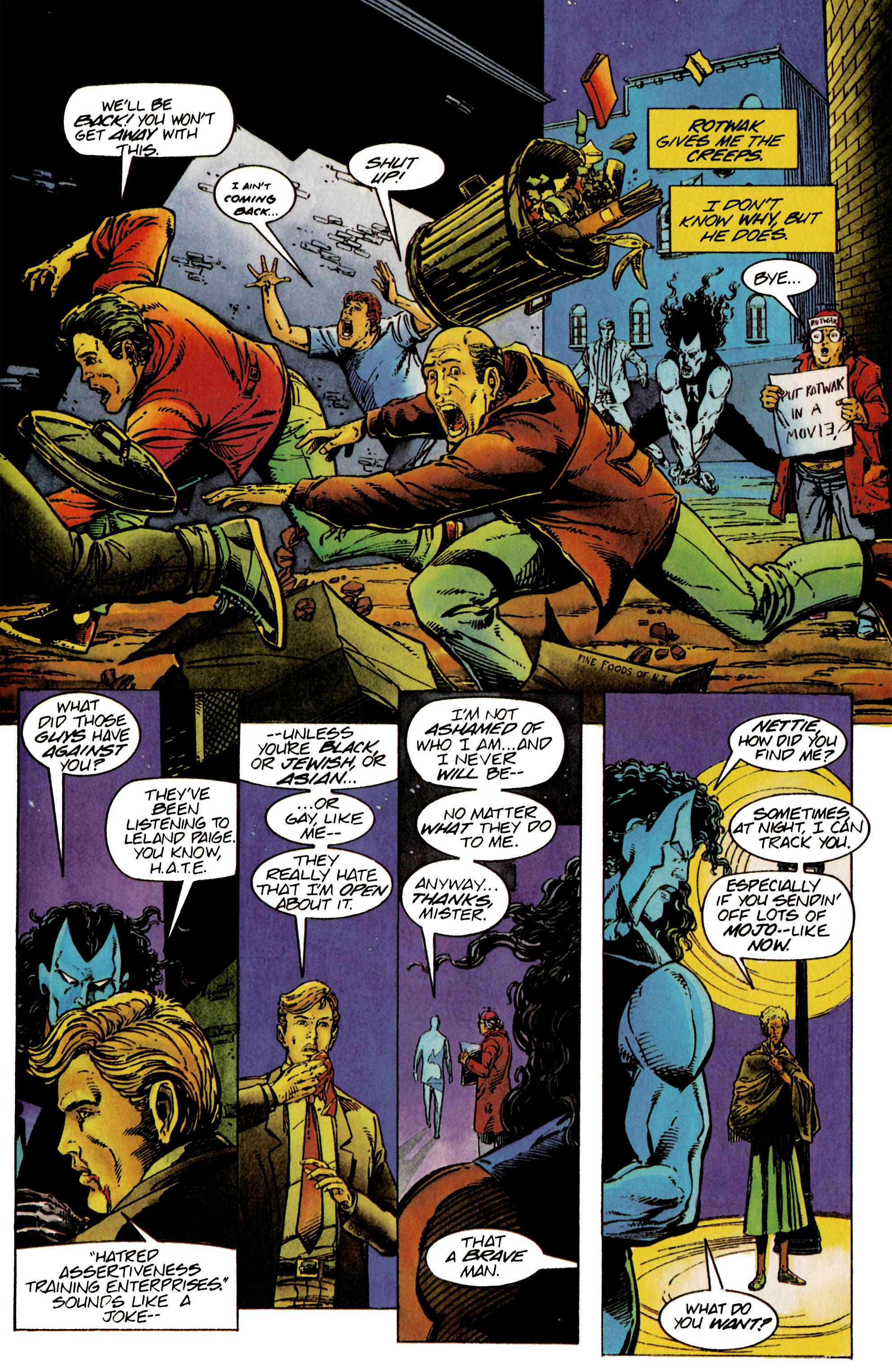 Read online Shadowman (1992) comic -  Issue #24 - 7