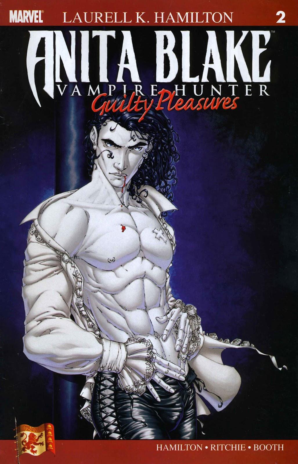 Anita Blake, Vampire Hunter: Guilty Pleasures issue 2 - Page 1