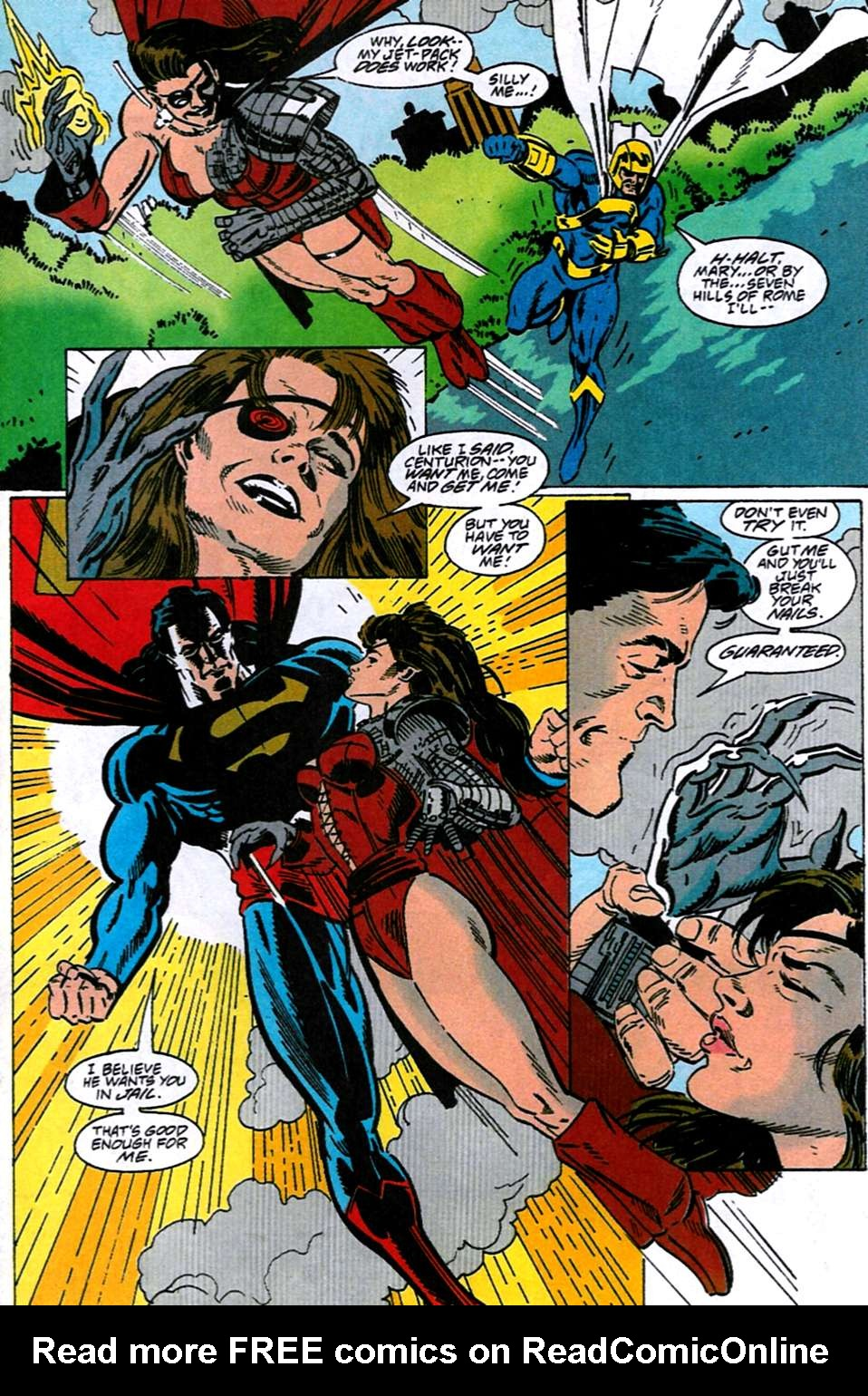 Read online Adventures of Superman (1987) comic -  Issue #516 - 12