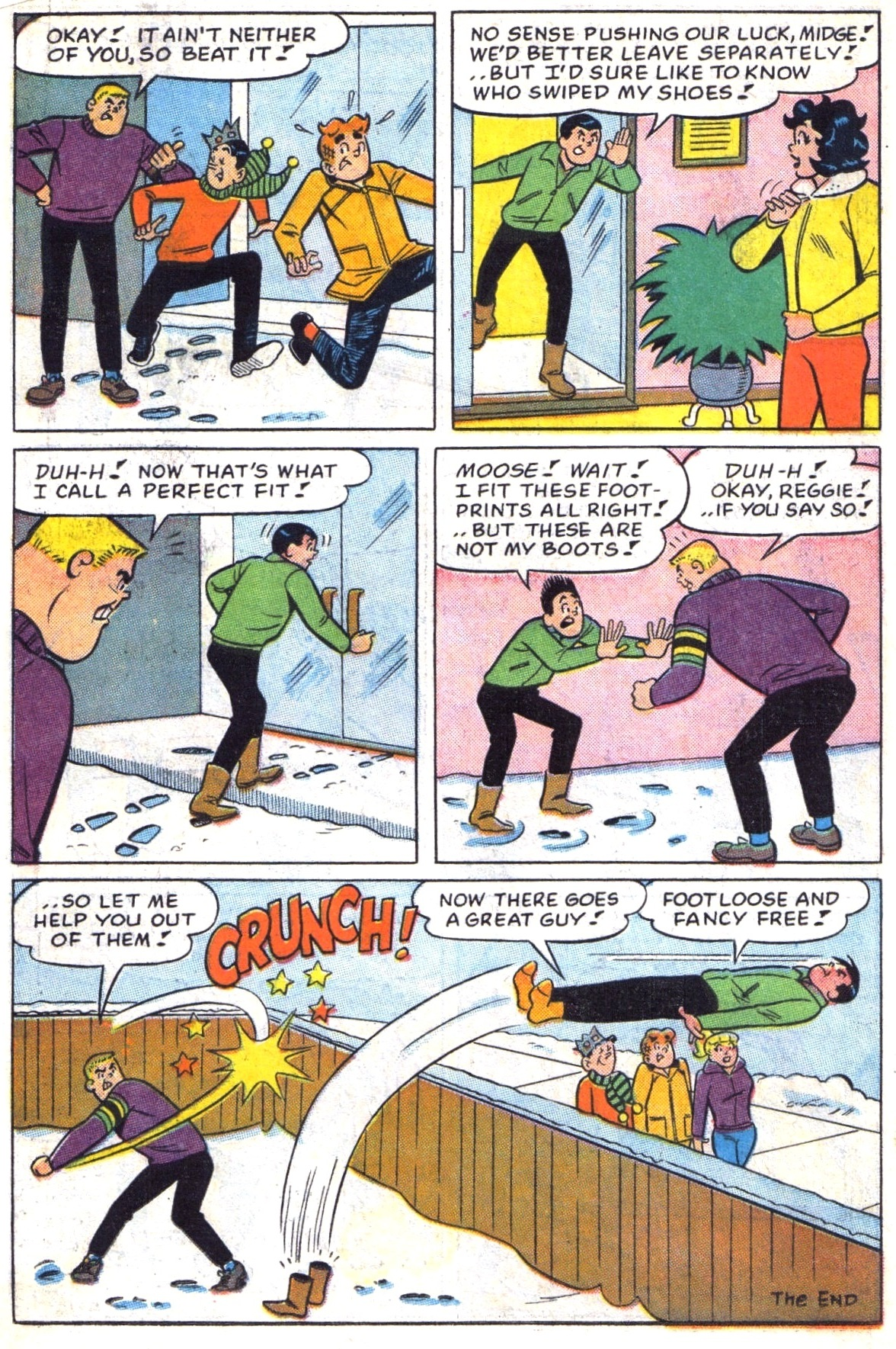 Read online Archie (1960) comic -  Issue #172 - 18