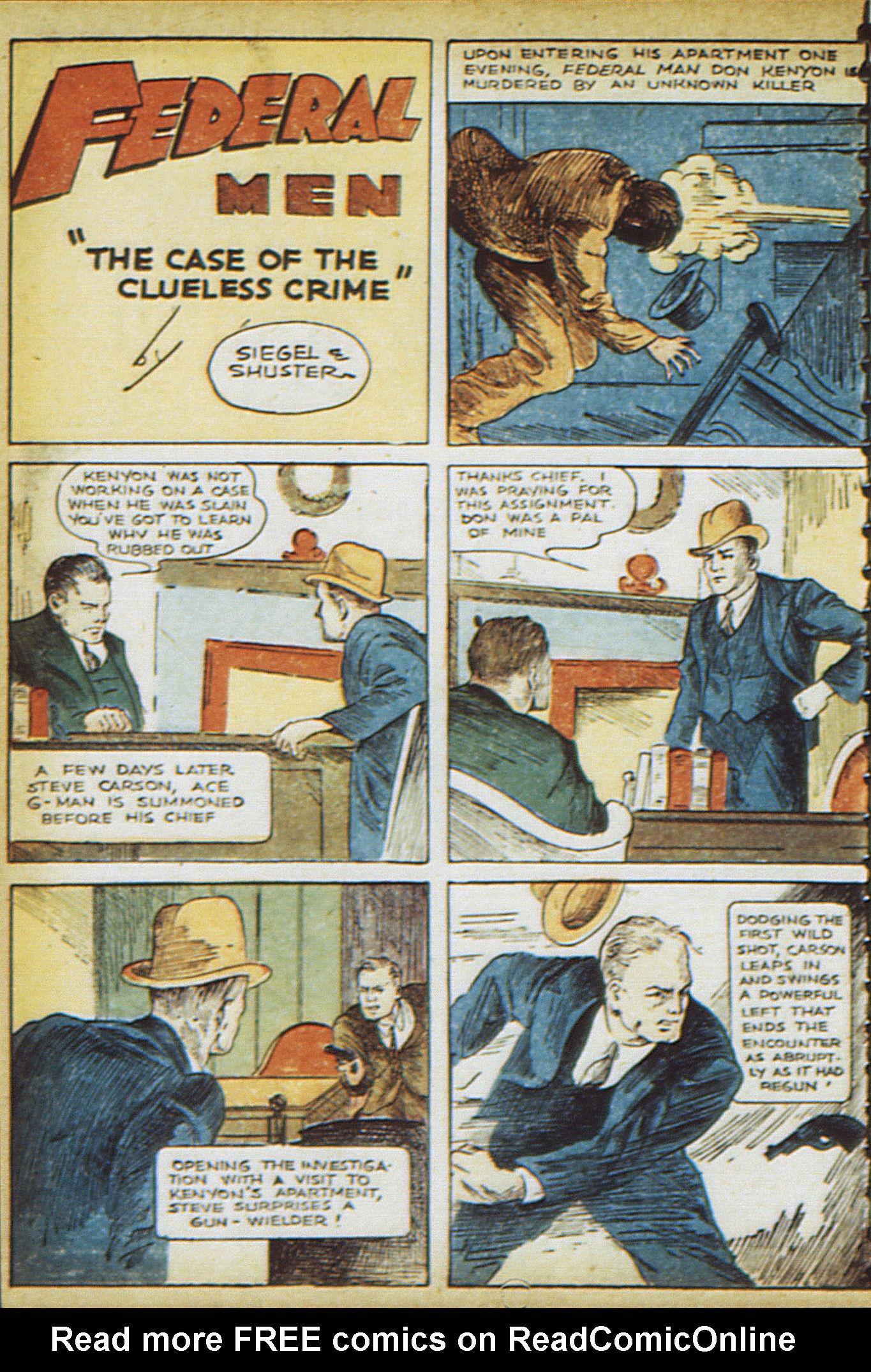 Read online Adventure Comics (1938) comic -  Issue #17 - 63