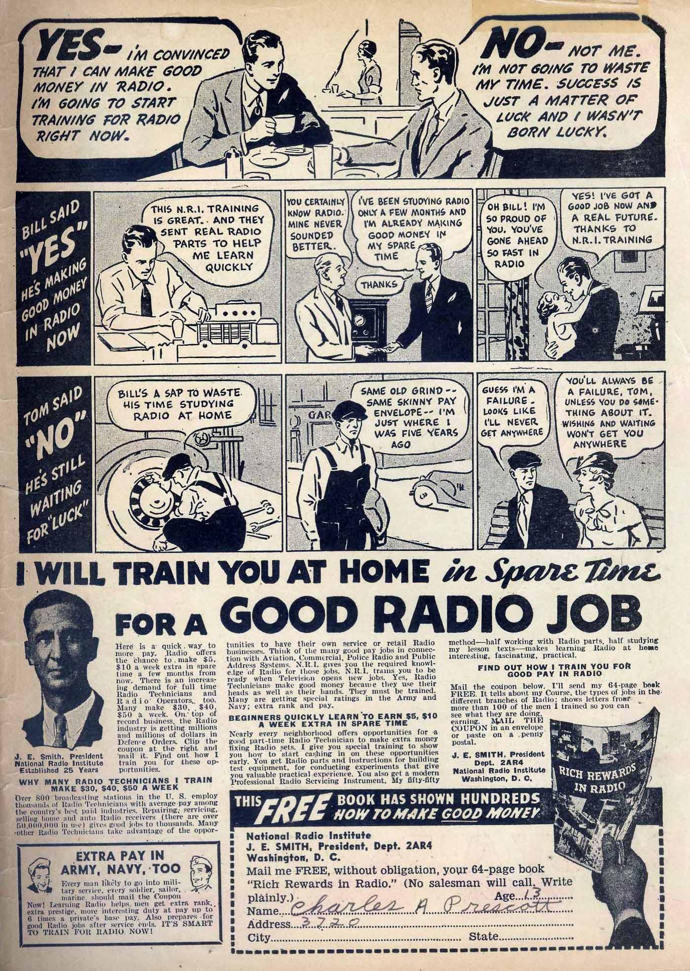 Read online Adventure Comics (1938) comic -  Issue #70 - 67