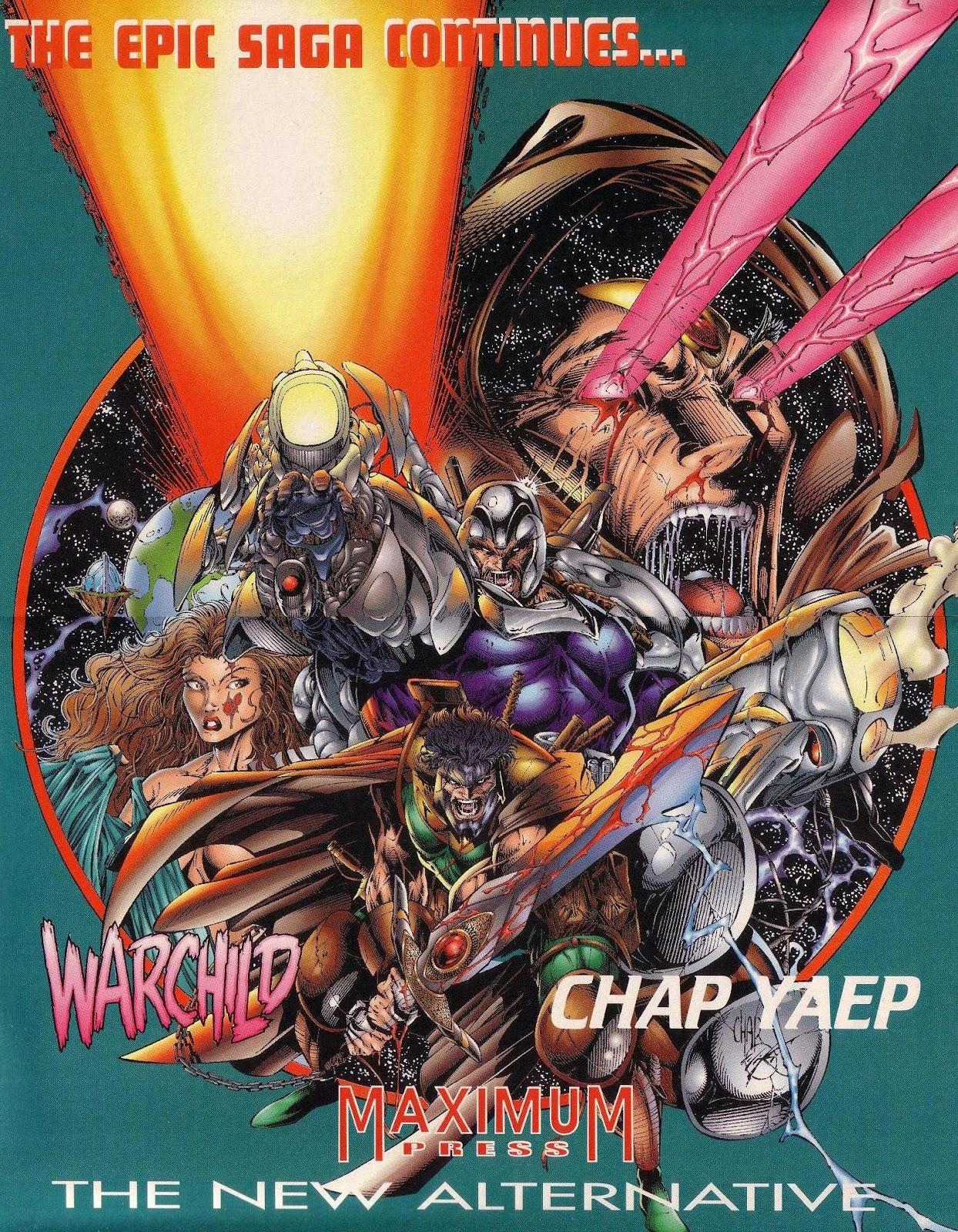 Read online Maximum Hero comic -  Issue # Full - 11