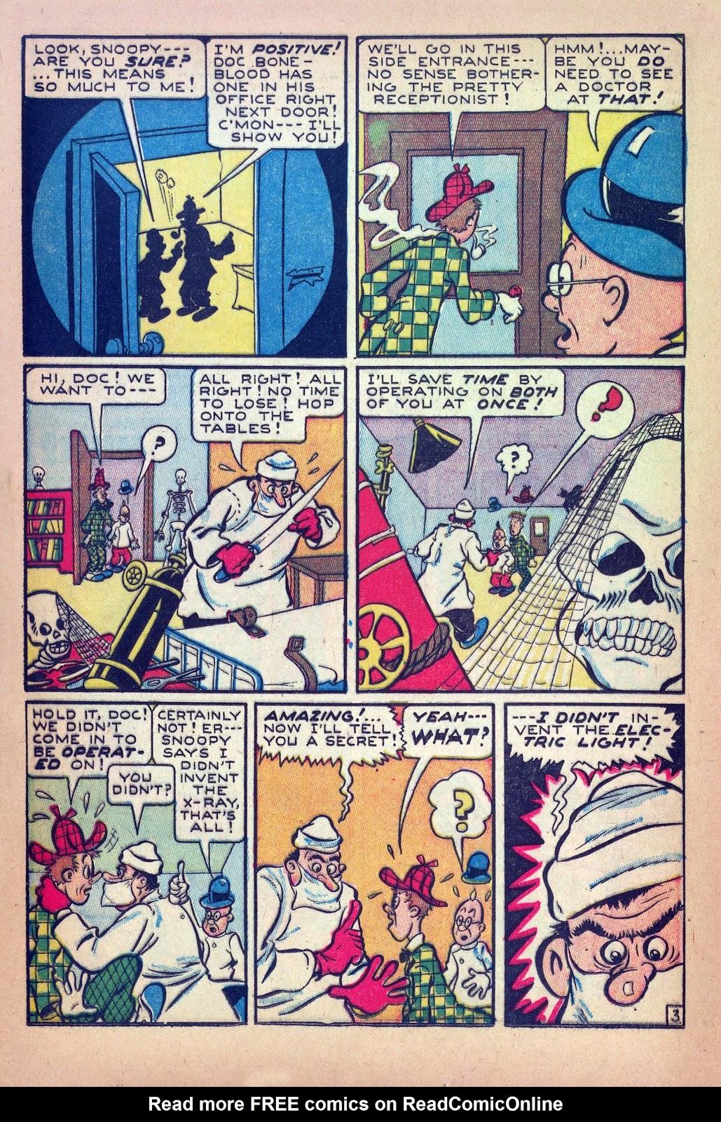 Read online Joker Comics comic -  Issue #18 - 20