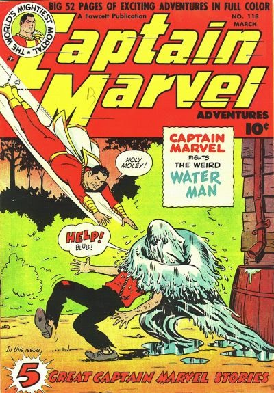 Captain Marvel Adventures 118 Page 1