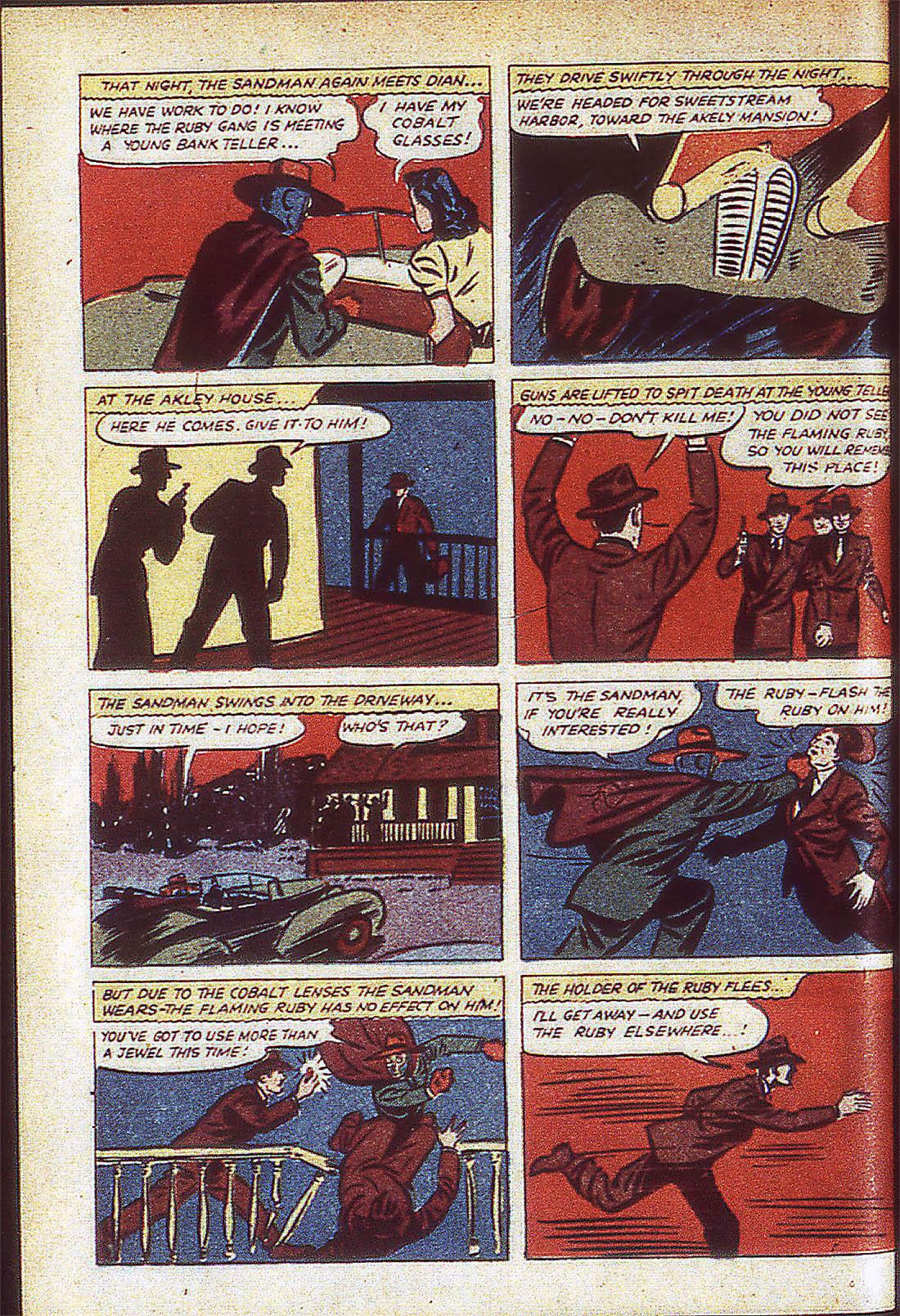 Read online Adventure Comics (1938) comic -  Issue #59 - 63