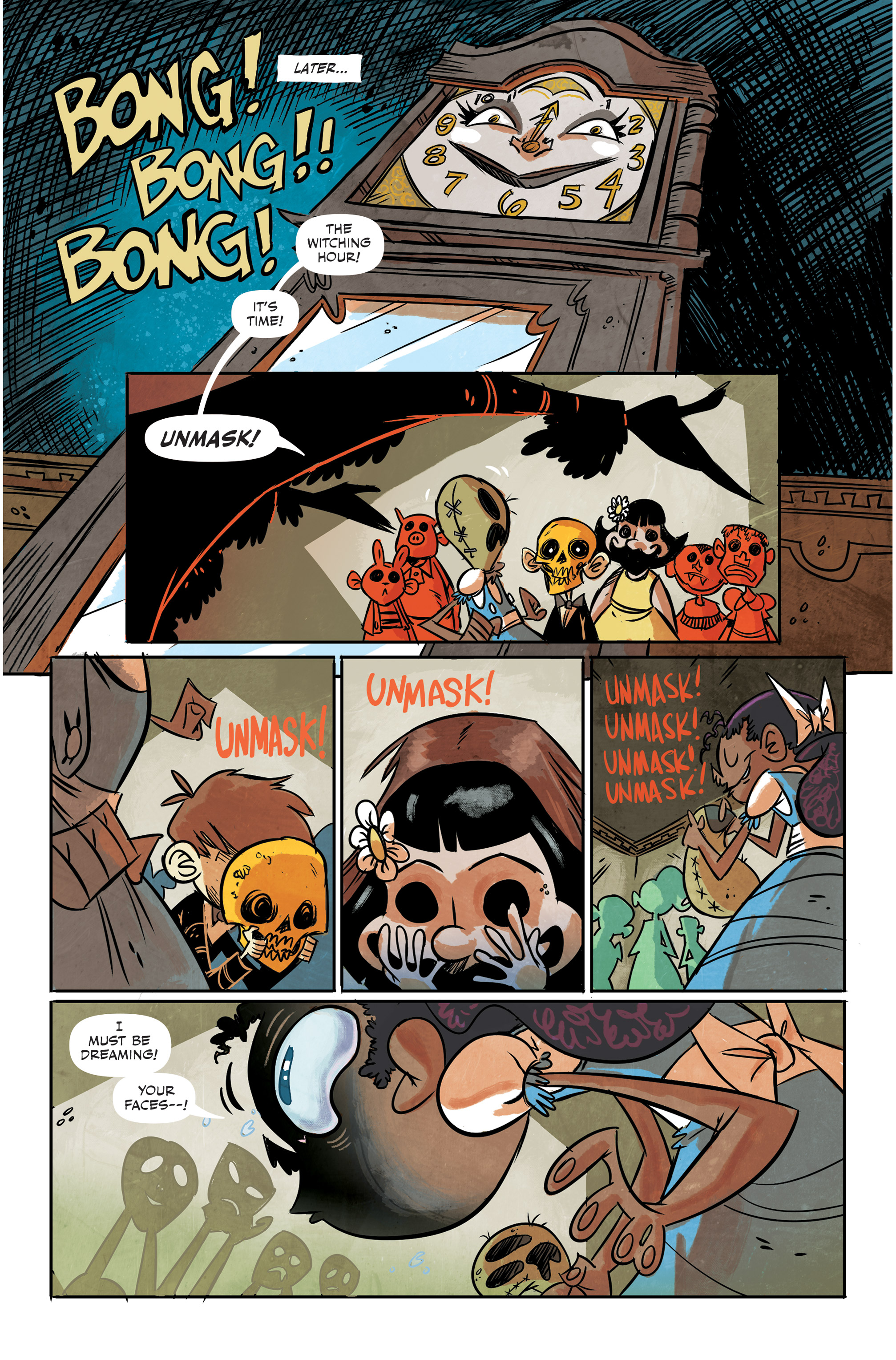 Read online Spook House comic -  Issue #5 - 14