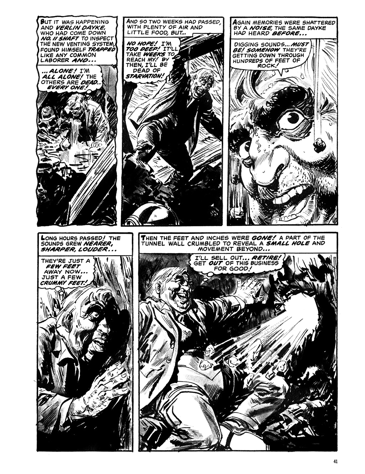 Read online Eerie Archives comic -  Issue # TPB 6 - 42
