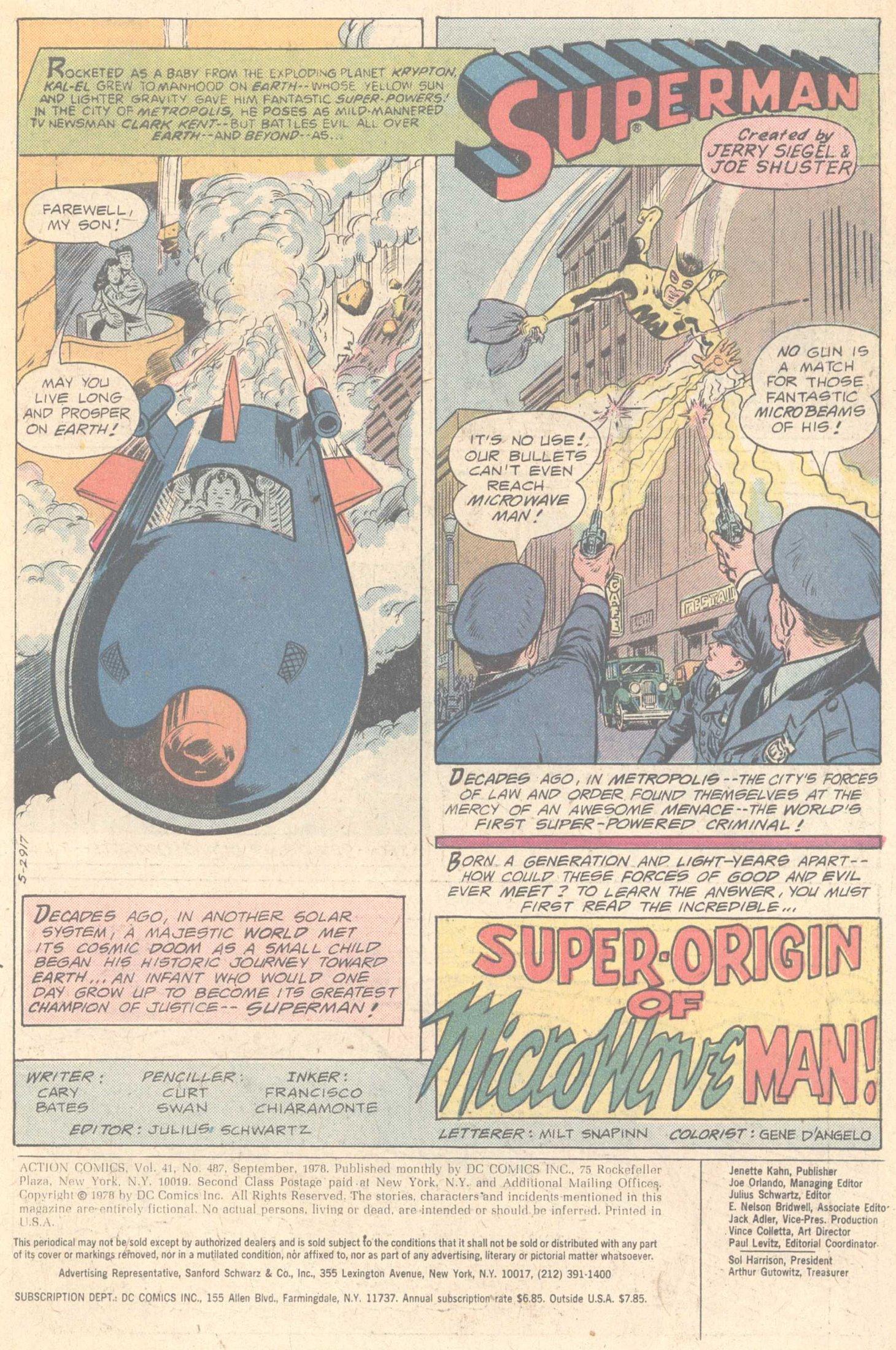 Action Comics (1938) 487 Page 2