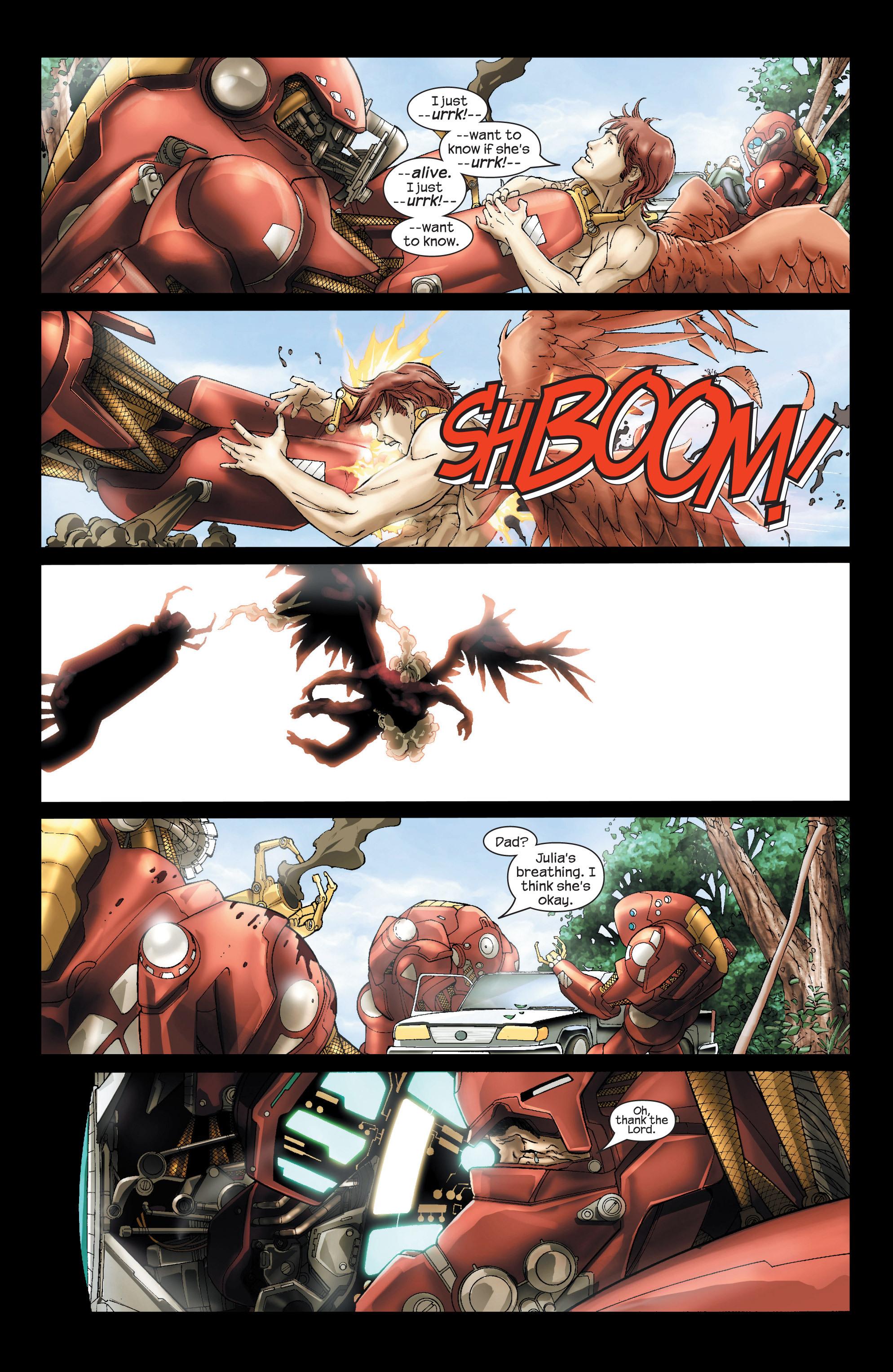 Read online Uncanny X-Men (1963) comic -  Issue #440 - 15