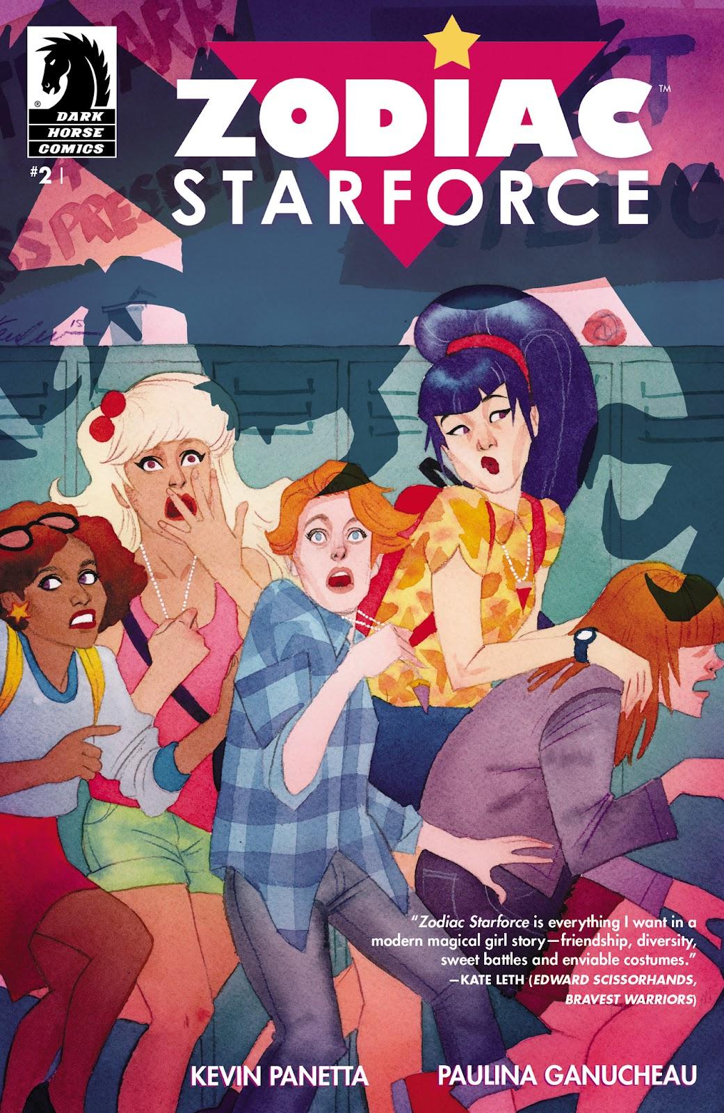 Zodiac Starforce 2 Page 1