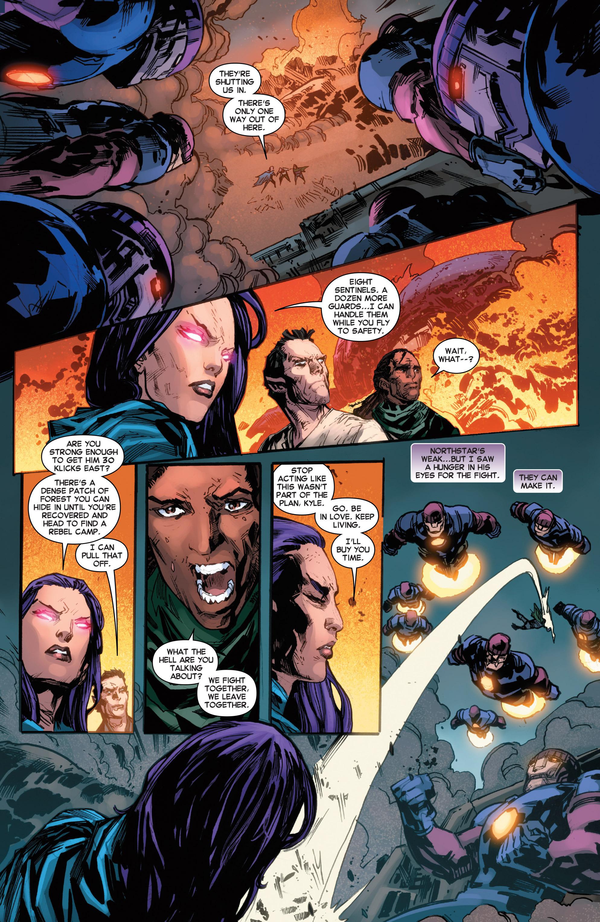 Read online Secret Wars Journal comic -  Issue #4 - 19