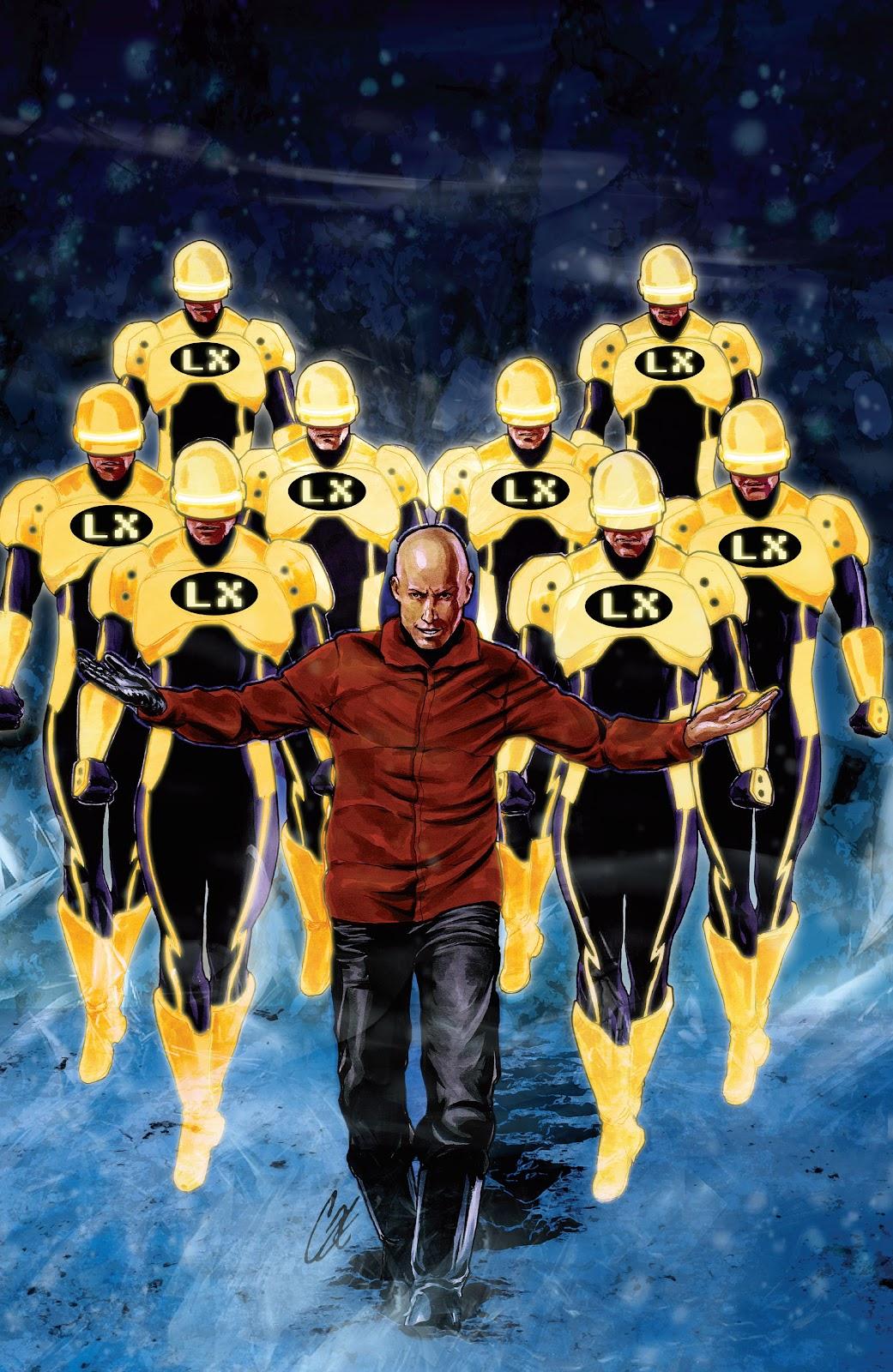 Read online Smallville Season 11 [II] comic -  Issue # TPB 8 - 111