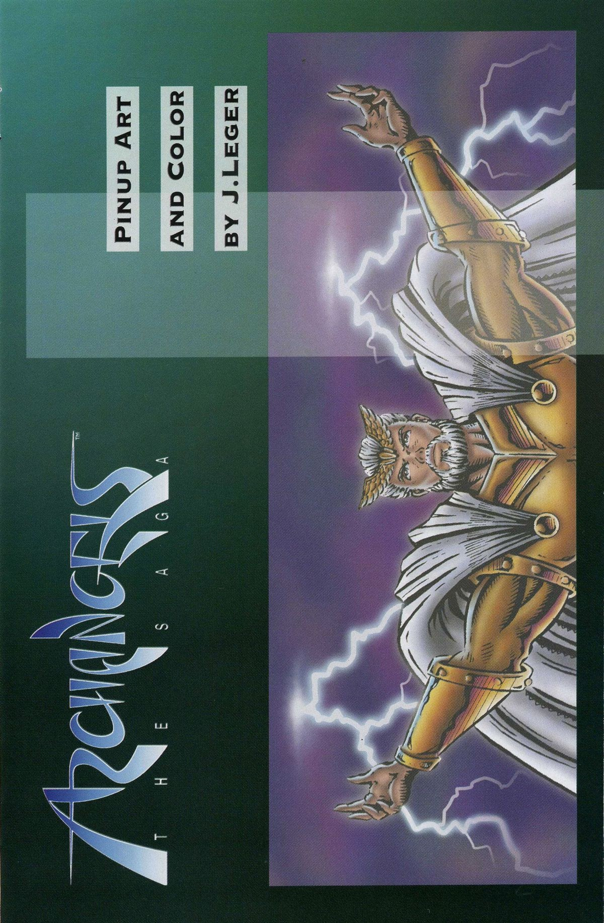 ArchAngels: The Saga issue 1 - Page 14