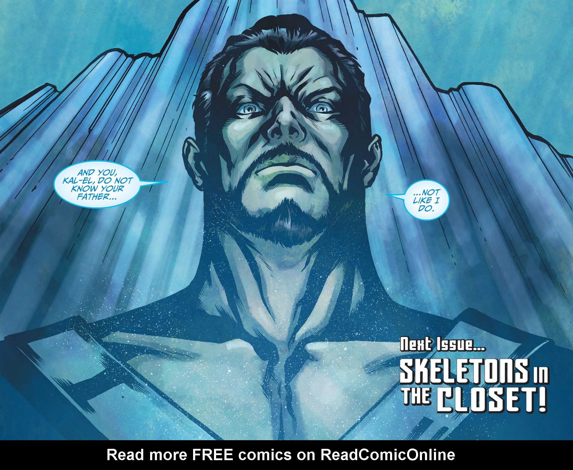 Read online Adventures of Superman [I] comic -  Issue #16 - 22