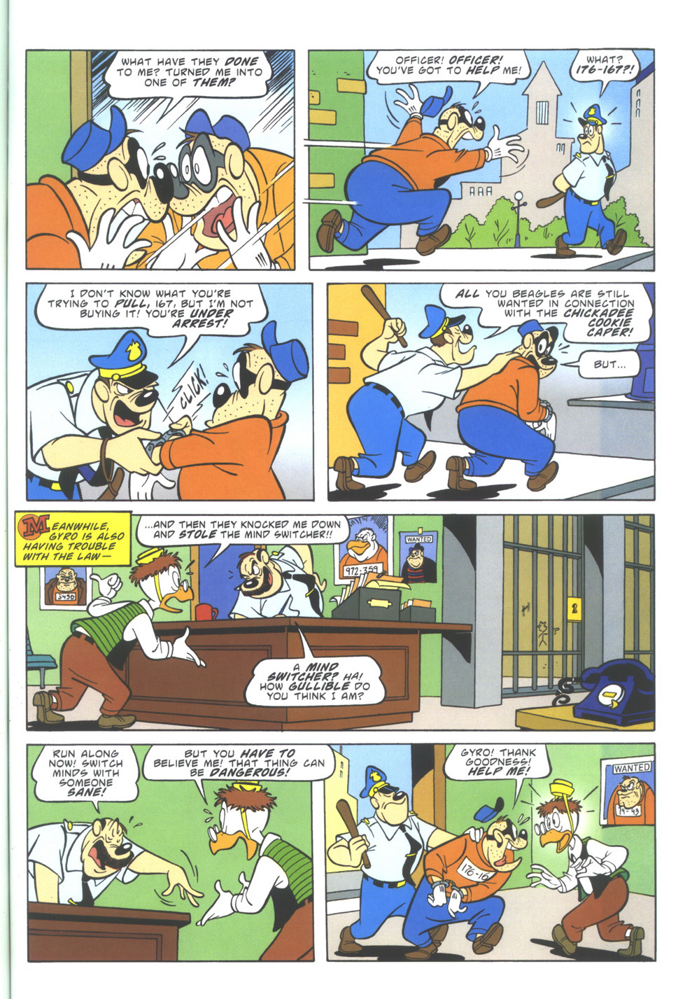 Read online Uncle Scrooge (1953) comic -  Issue #343 - 45