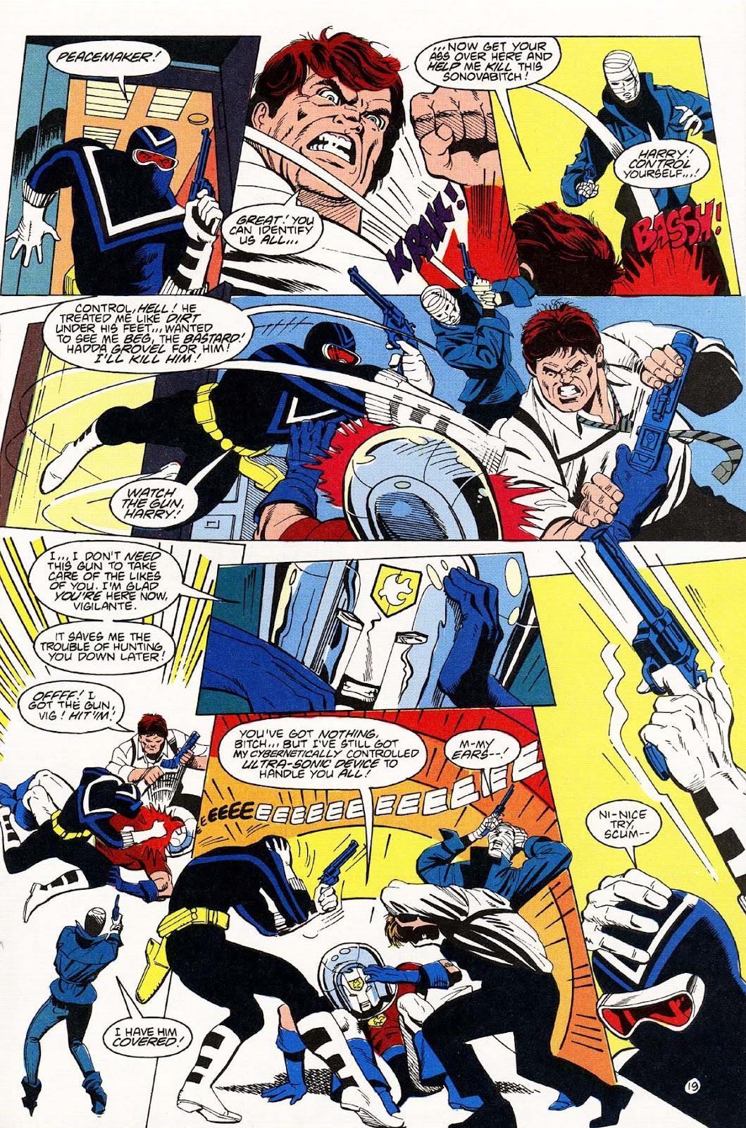 Vigilante (1983) issue 43 - Page 21