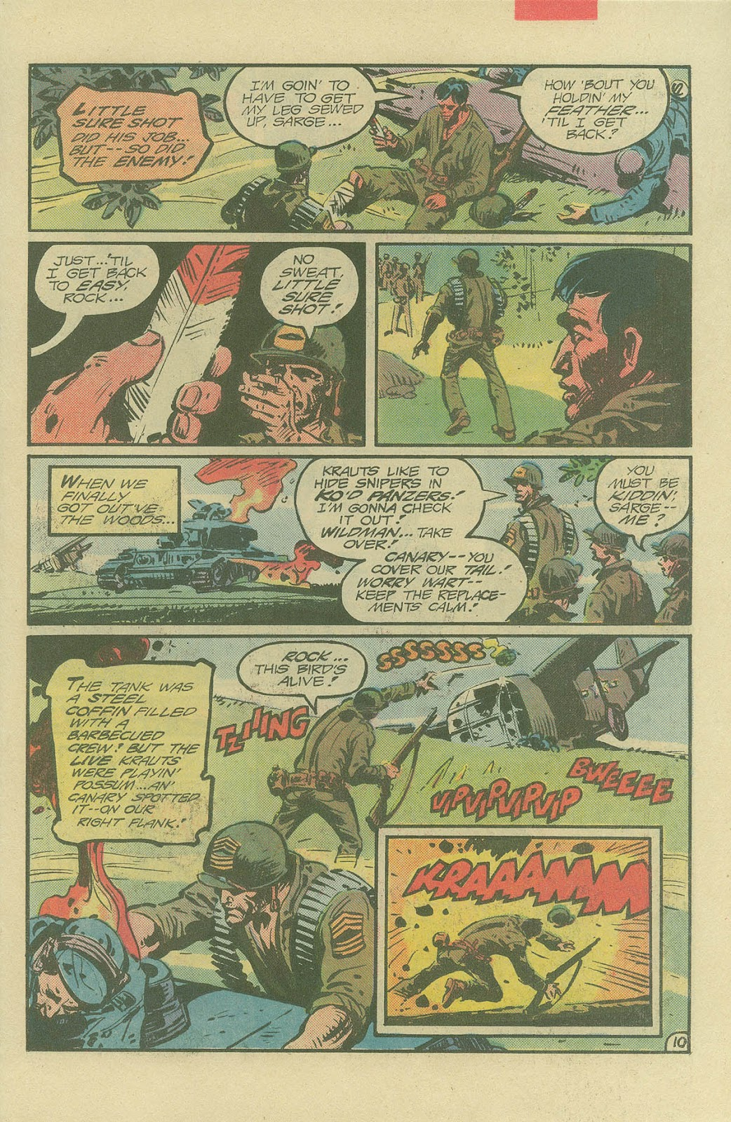 Sgt. Rock issue 389 - Page 10