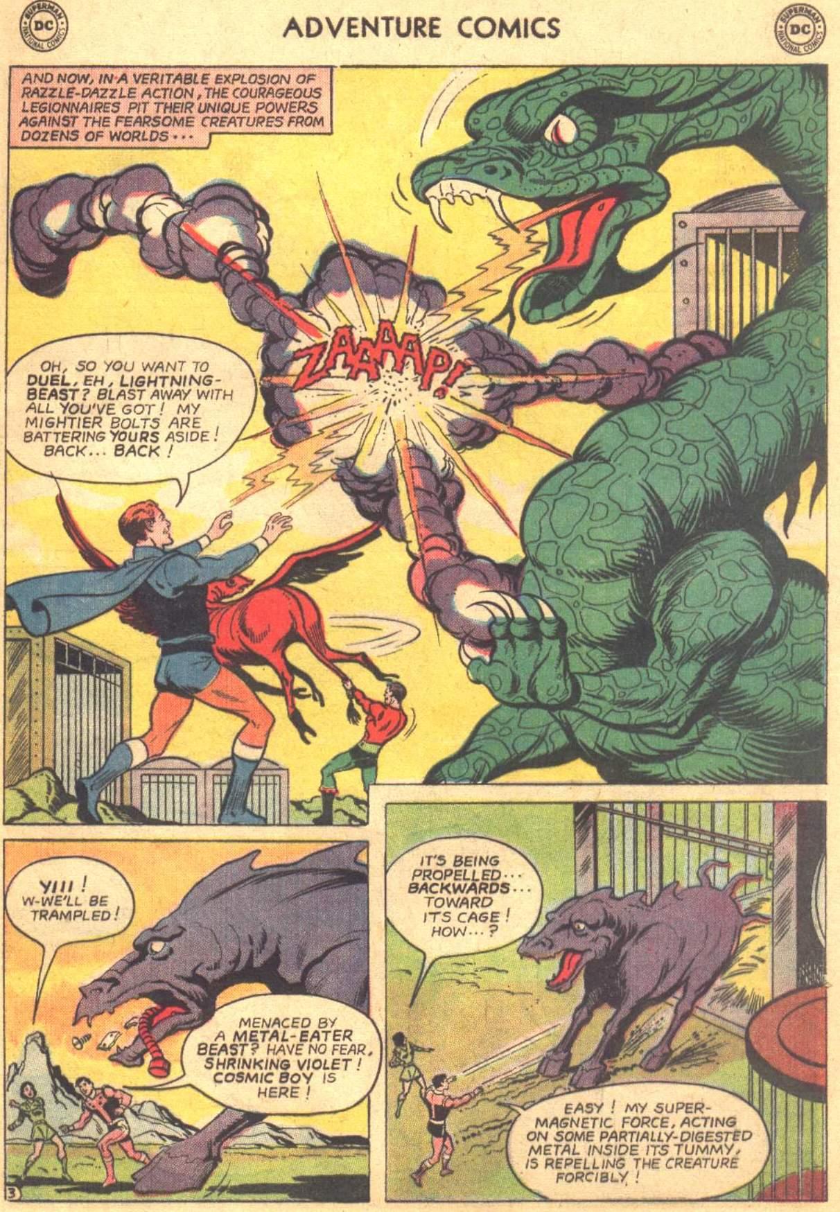 Read online Adventure Comics (1938) comic -  Issue #330 - 15