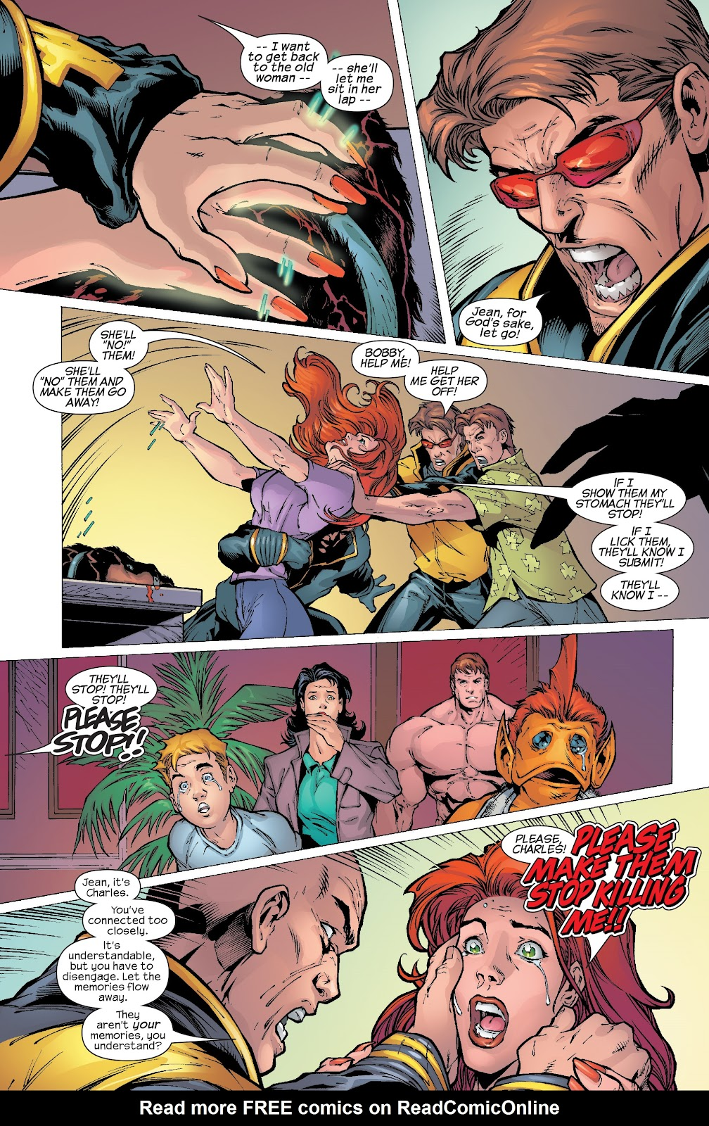 Read online X-Men: Unstoppable comic -  Issue # TPB (Part 2) - 80