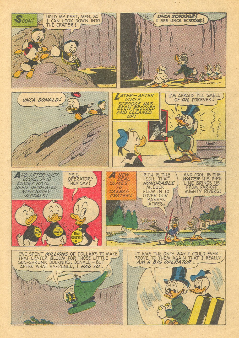 Read online Uncle Scrooge (1953) comic -  Issue #30 - 19